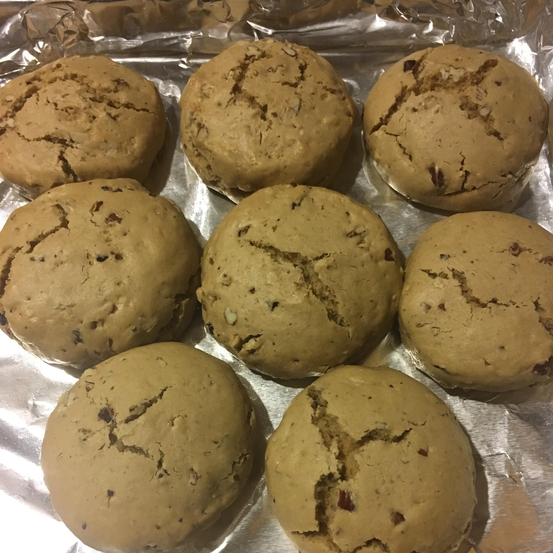 Brown Sugar Pecan Refrigerator Cookies ac13