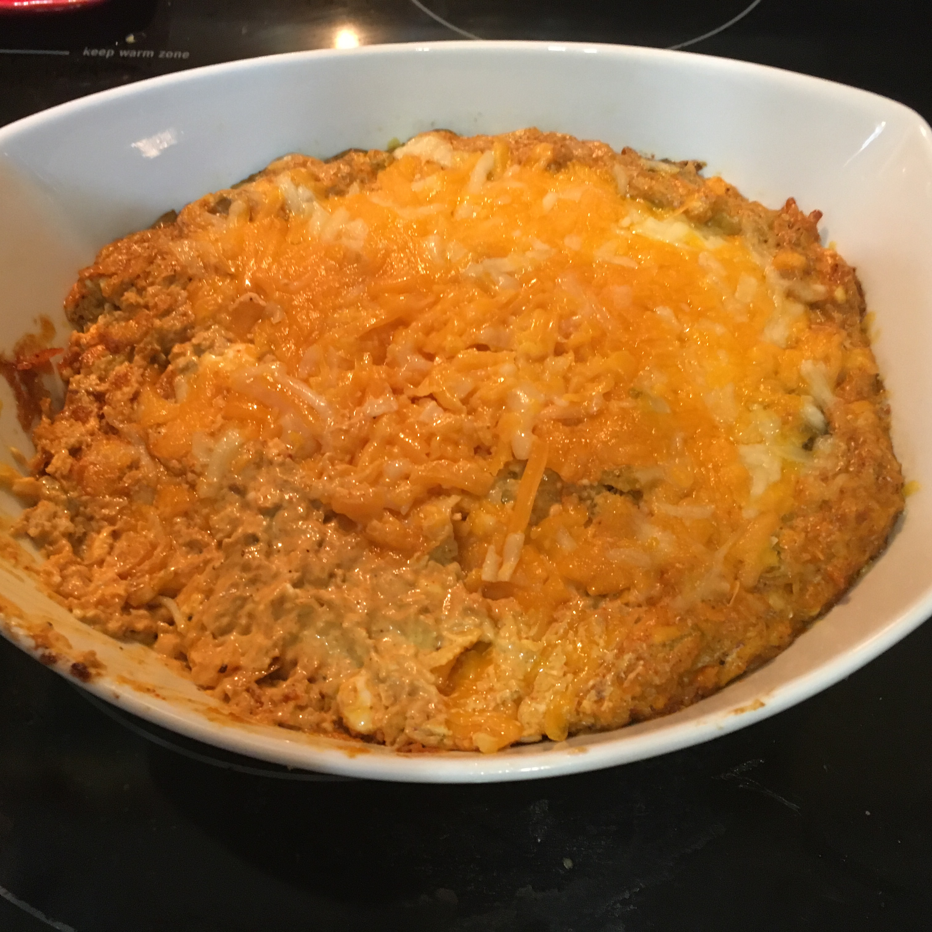 Arizona Cheesy Chimichanga Dip JMMichalsky