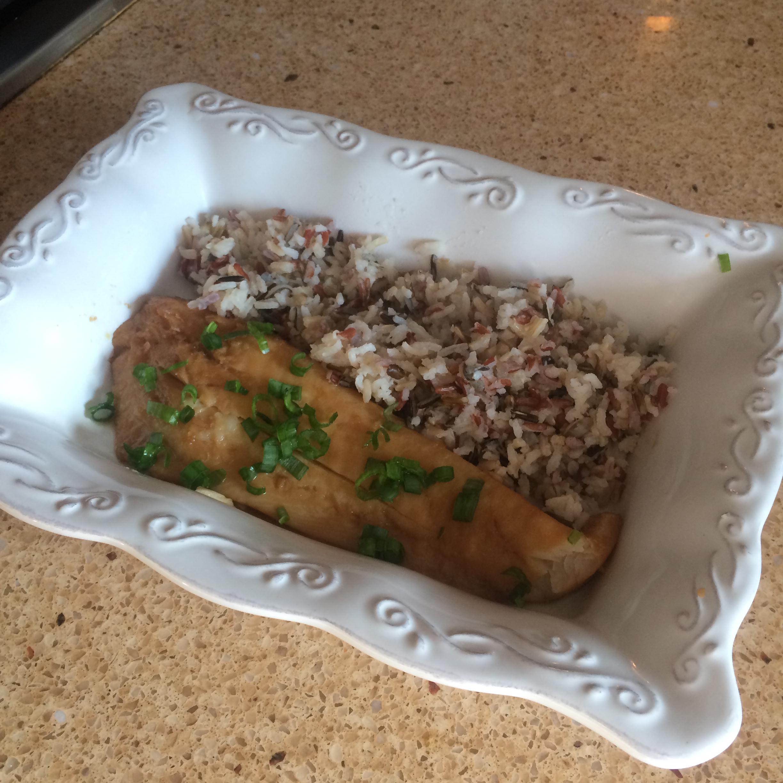 Paleo Soy and Ginger Poached Flounder Dawna Batcho