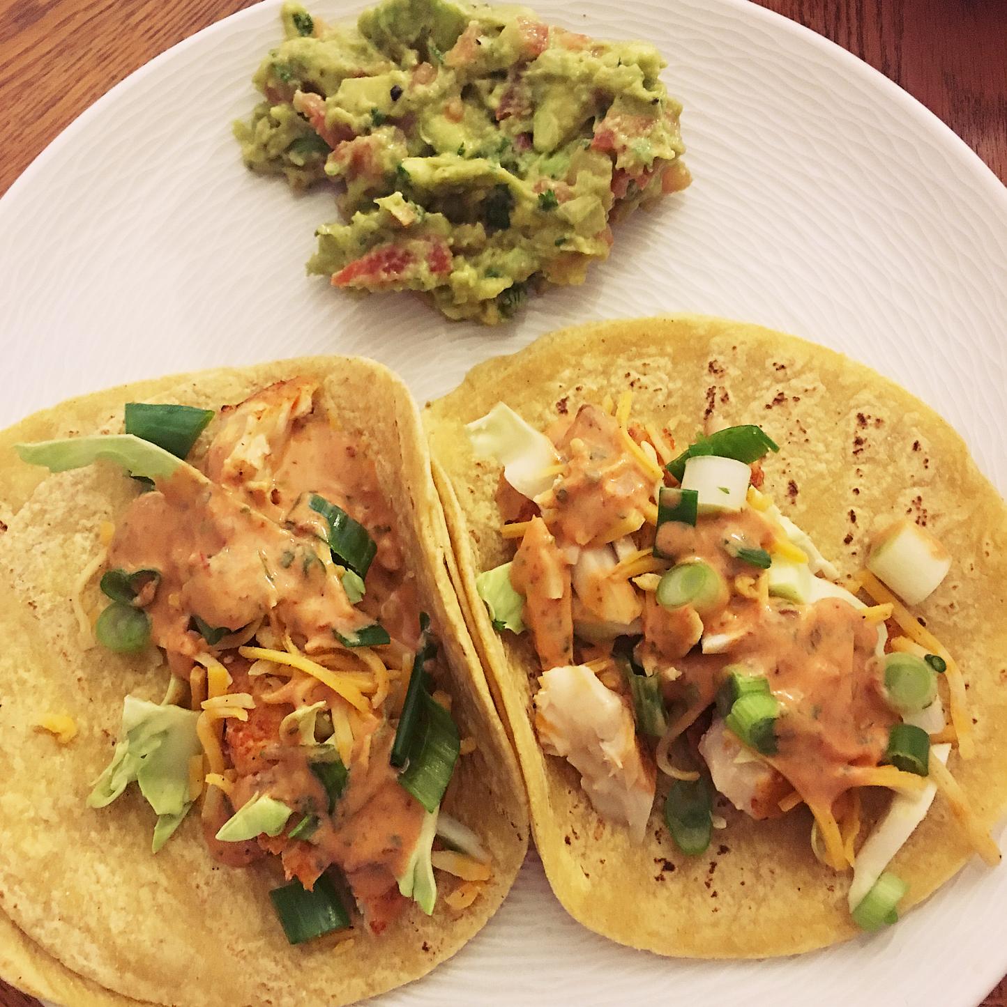 Fish Tacos Ultimo AngelaFengFan