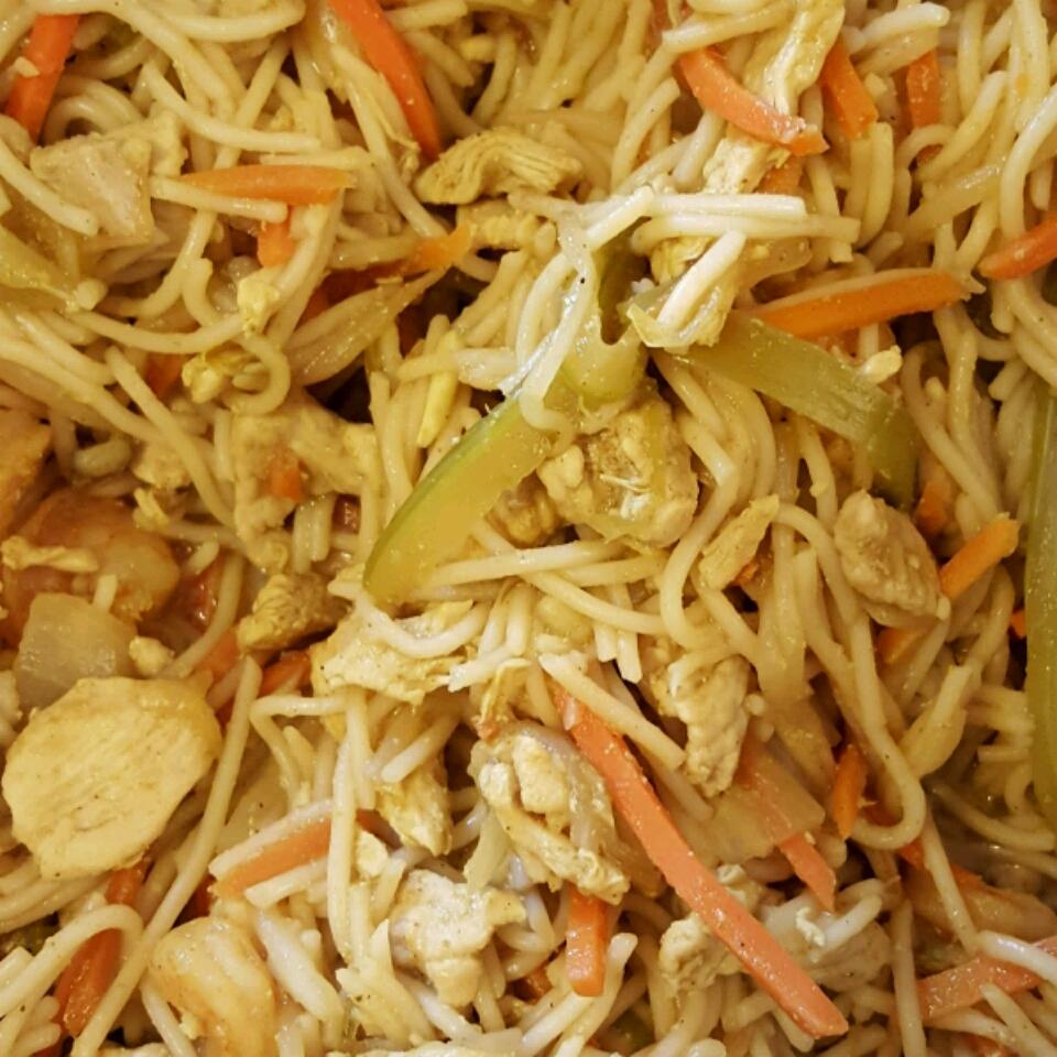 Singapore Noodles Dee Ann Palacios