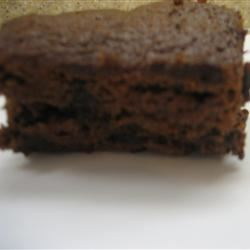 Applesauce Brownies I