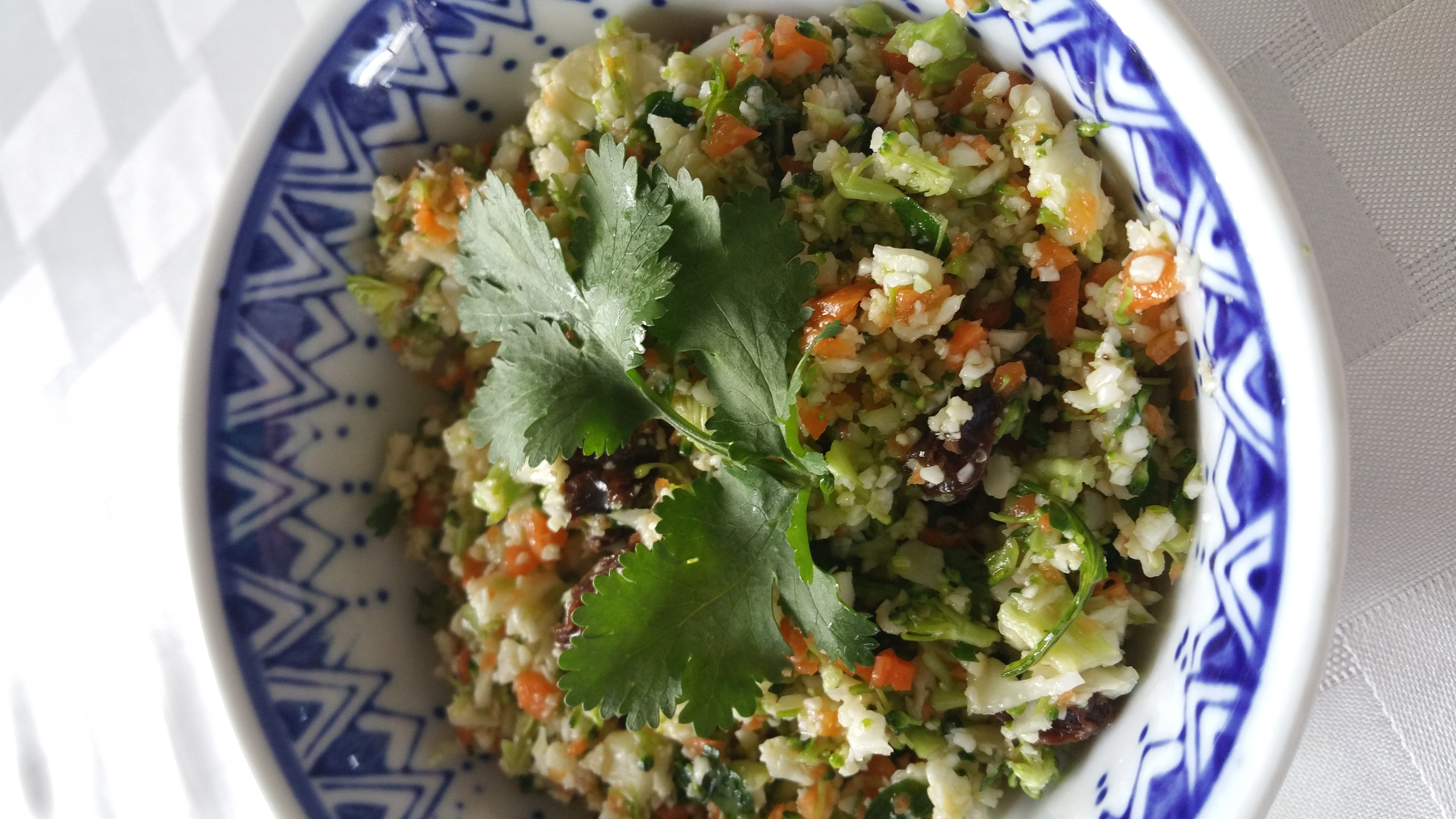 Chopped Power Salad LaDonna Langwell