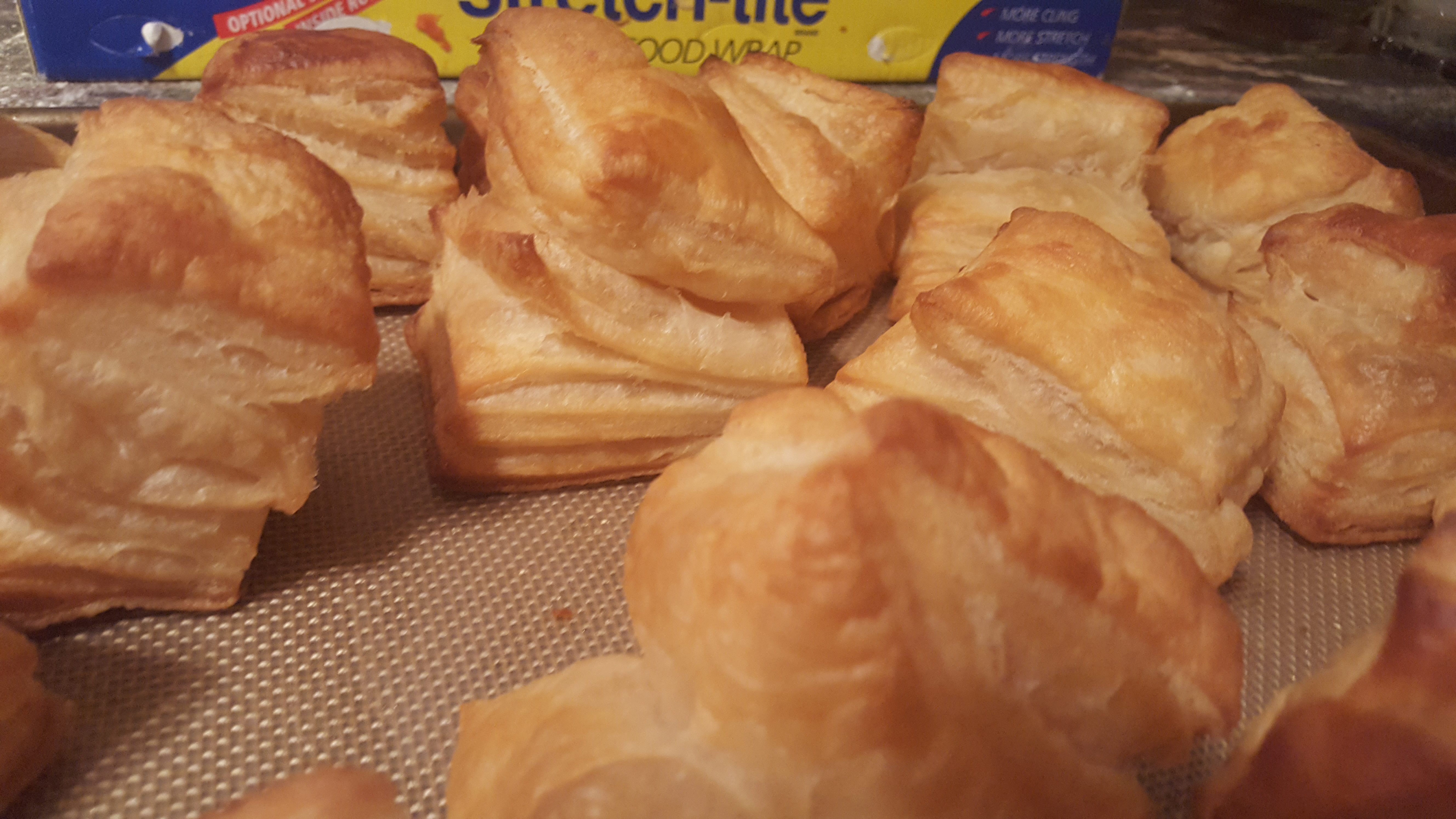 Puff Pastry your mom
