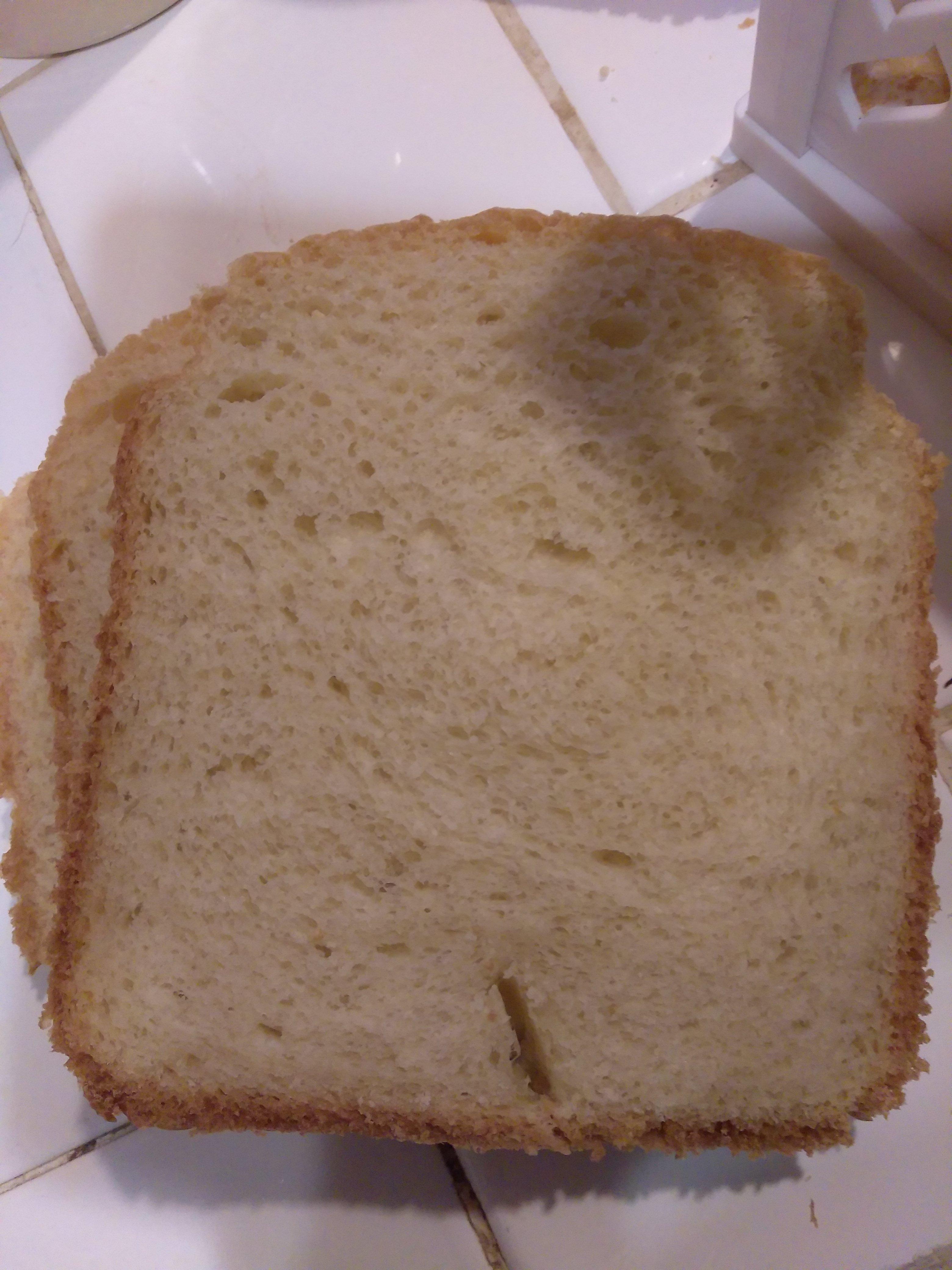 Pseudo Sourdough for the Bread Machine Colleen Sluss