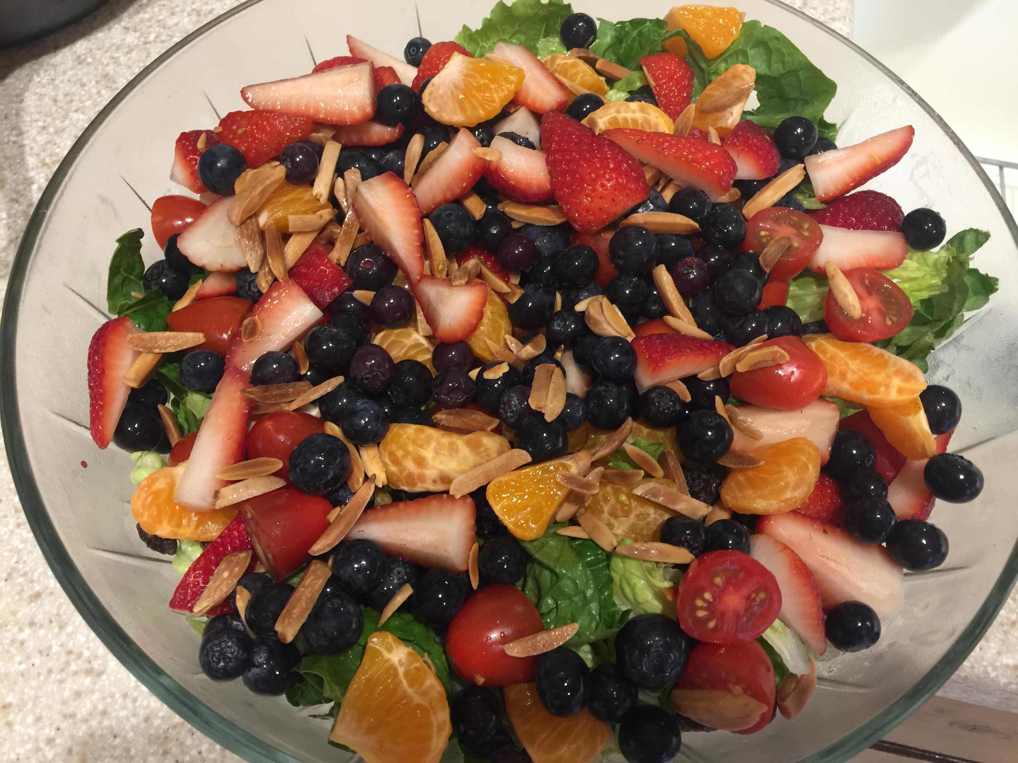 Parrothead Salad