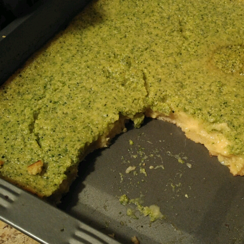 Zucchini Creme Bars adrianna