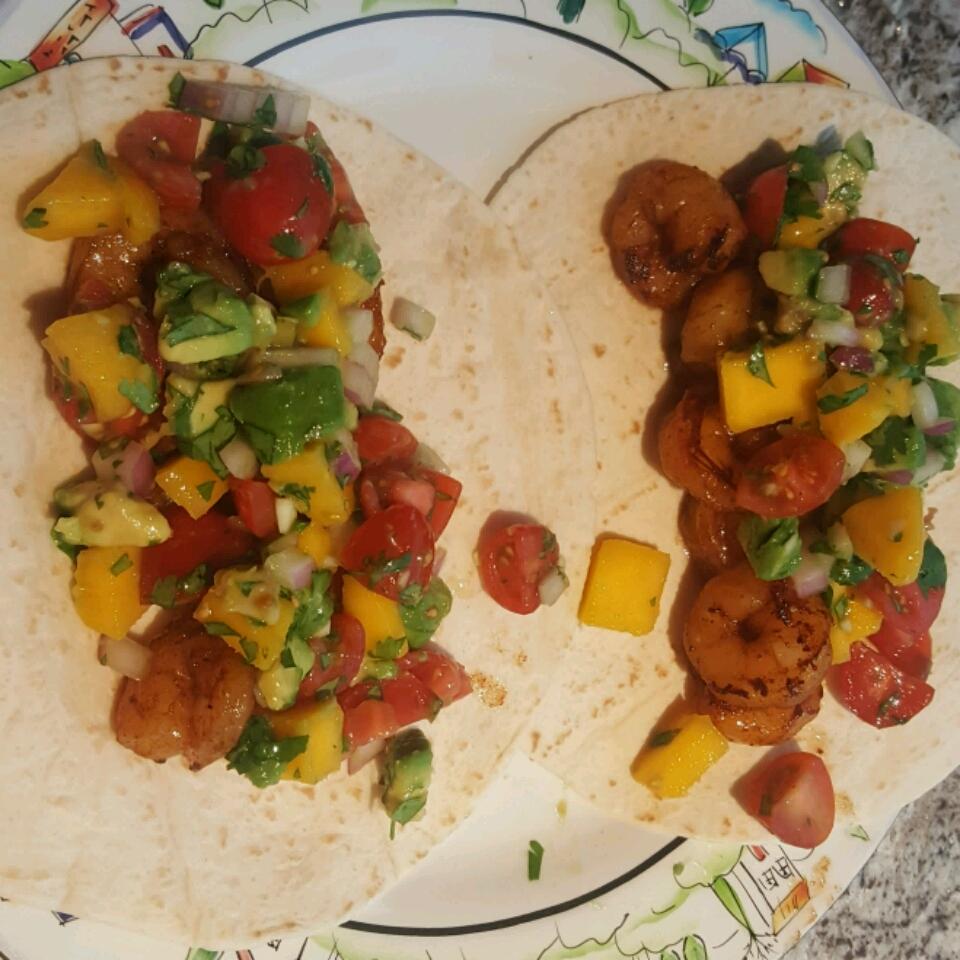 Shrimp Tacos Marita Tedder