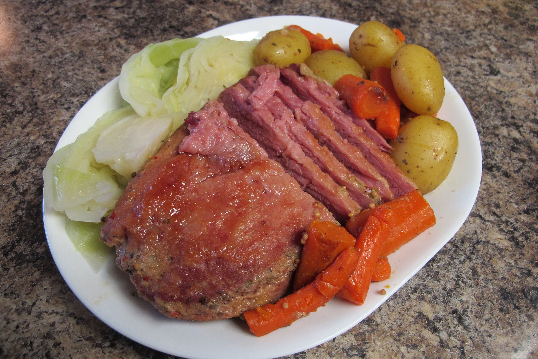 Spicy and Tender Corned Beef