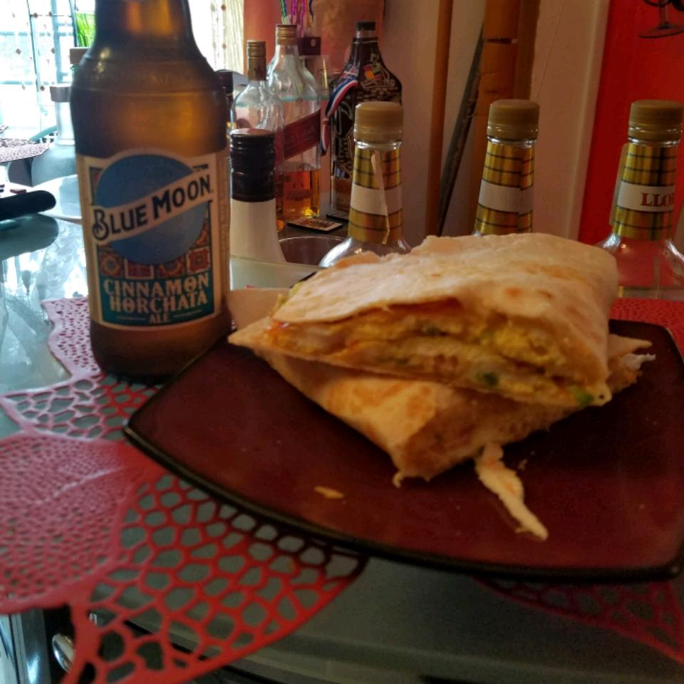 Jalapeno and Canadian Bacon Breakfast Quesadillas The novice