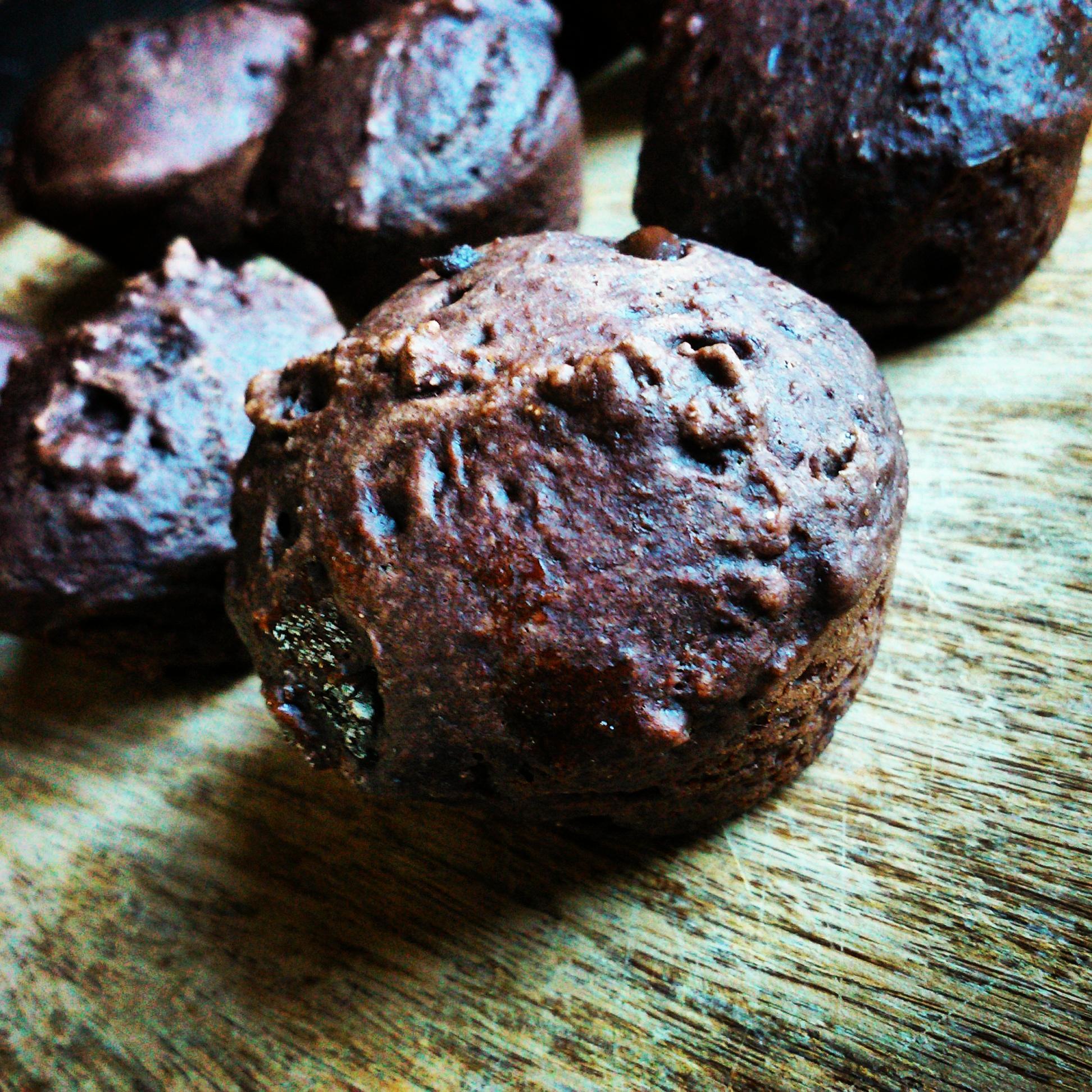 De-'light'-ful Chocolate Brownies KT