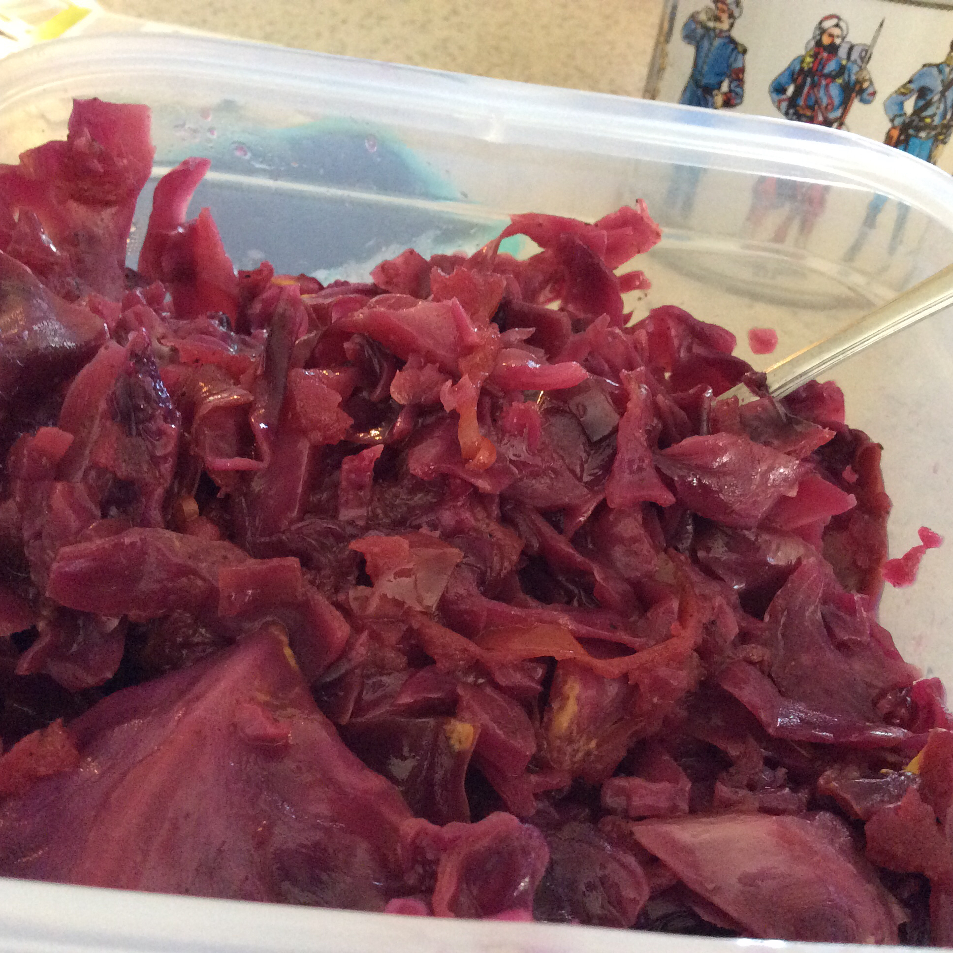 Grandma Jeanette's Amazing German Red Cabbage Alison Norris Beynon
