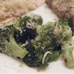 Brilliant Sauteed Broccoli imallie