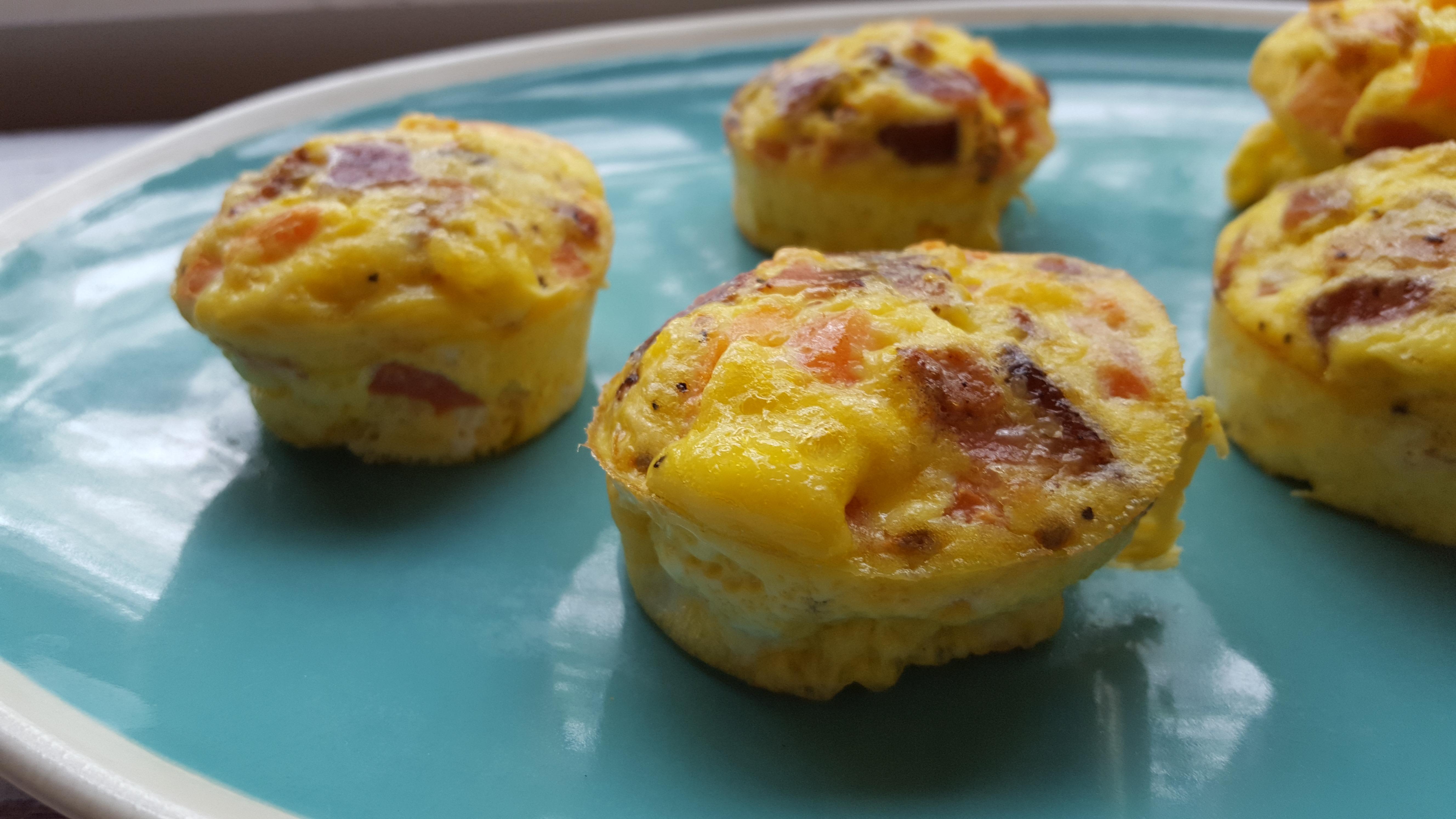 Egg Cupcakes Mrs. K