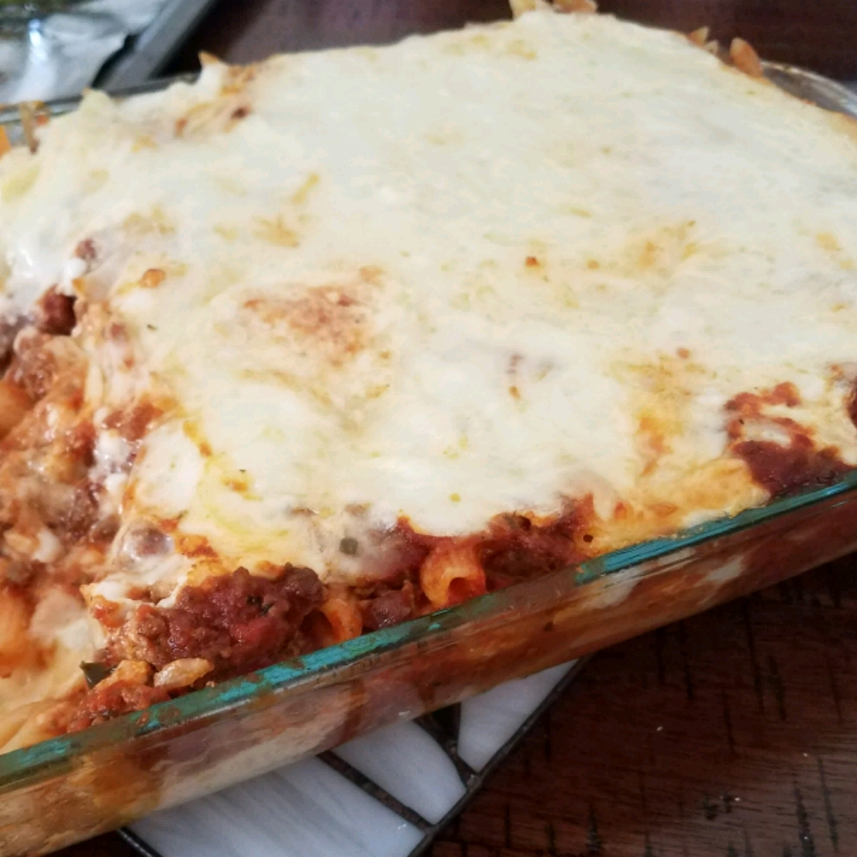 Pasta Lasagna Jeanna Rene Becker