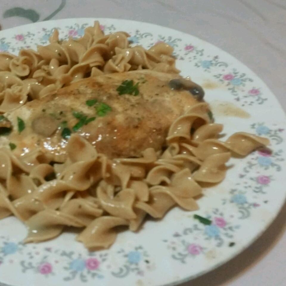 Pan Sauce Chicken RoZ