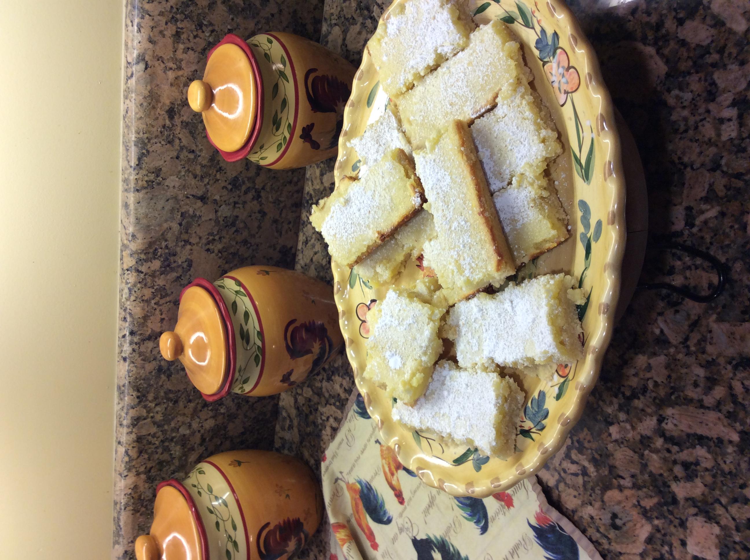 Ultimate Lemon Bars bmbibarra