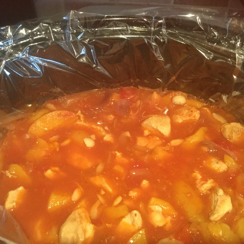 Slow Cooker Moroccan Chicken Julie Moffitt