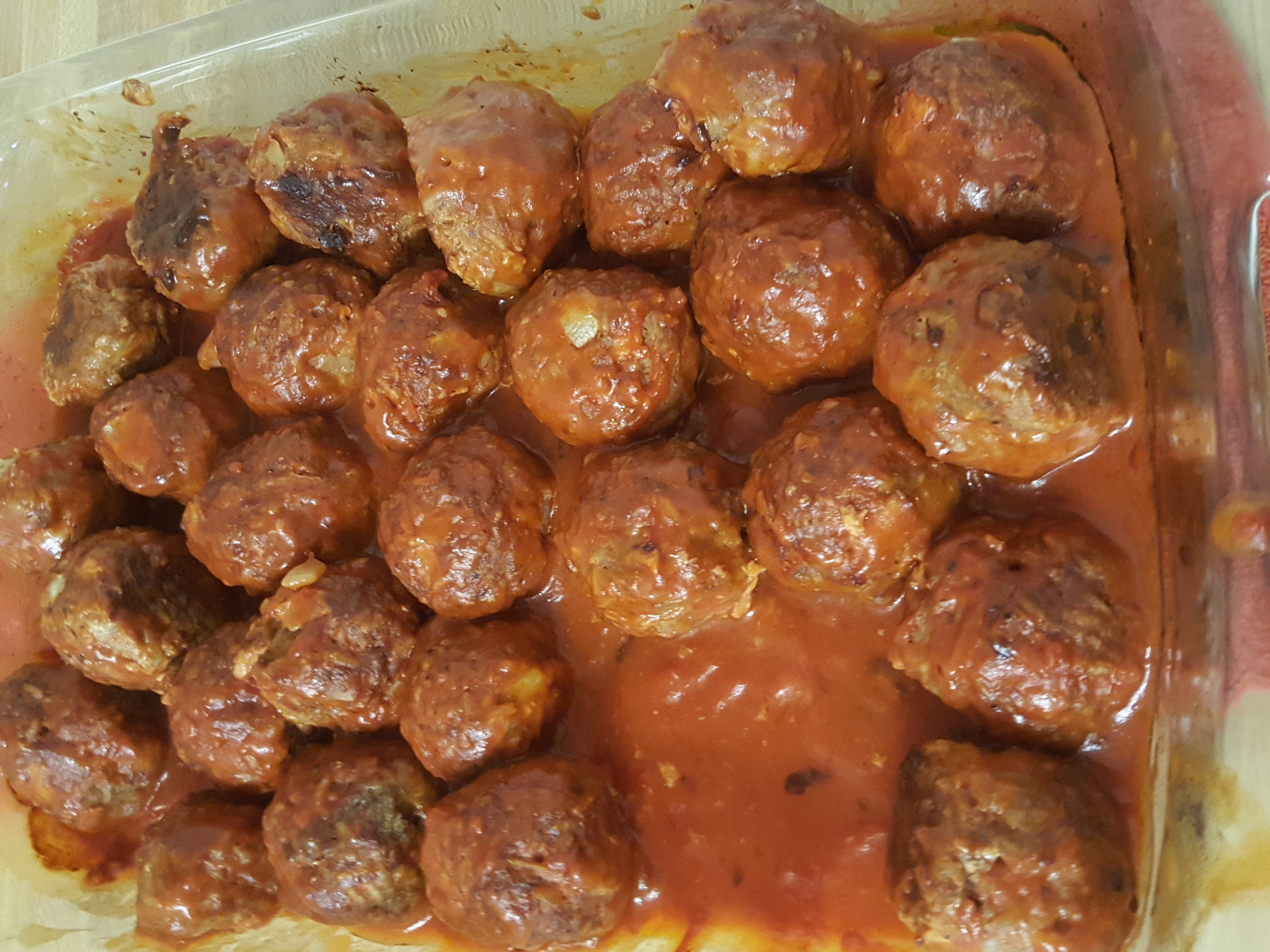 Porcupine Meatballs III Charlotteh