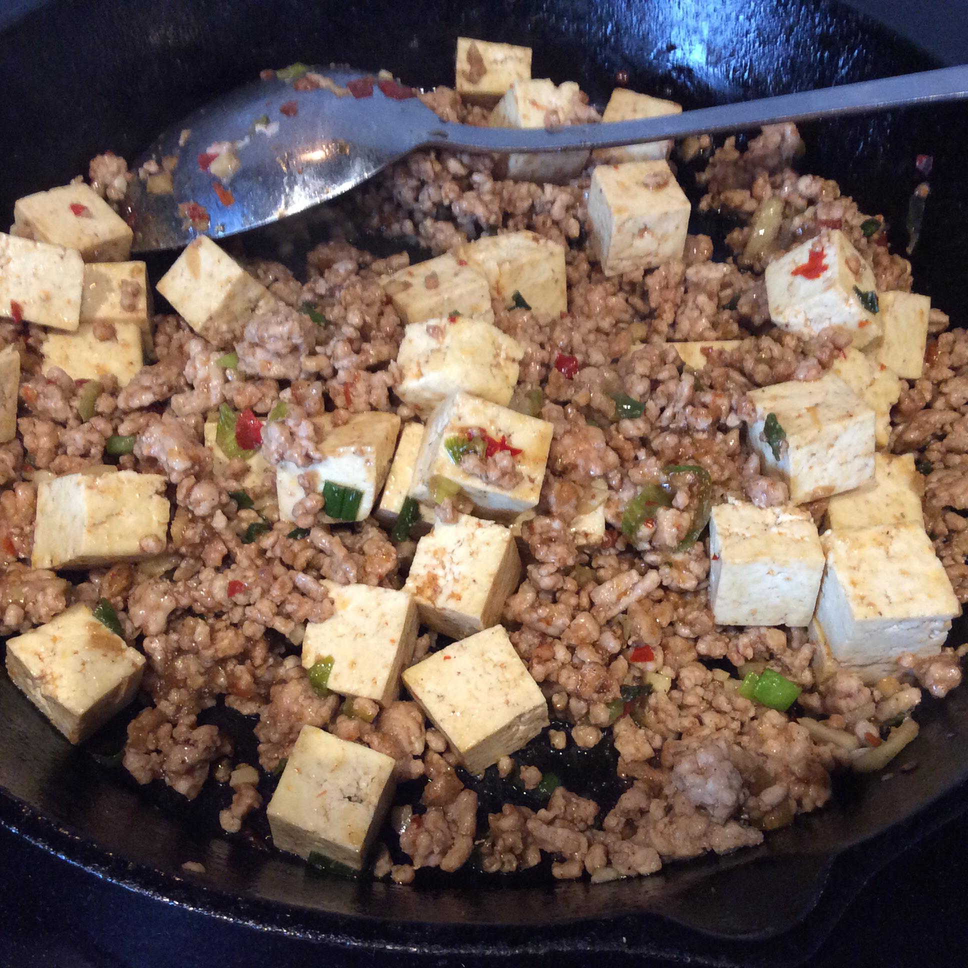 Spicy Ma Po Tofu Bryan Mark