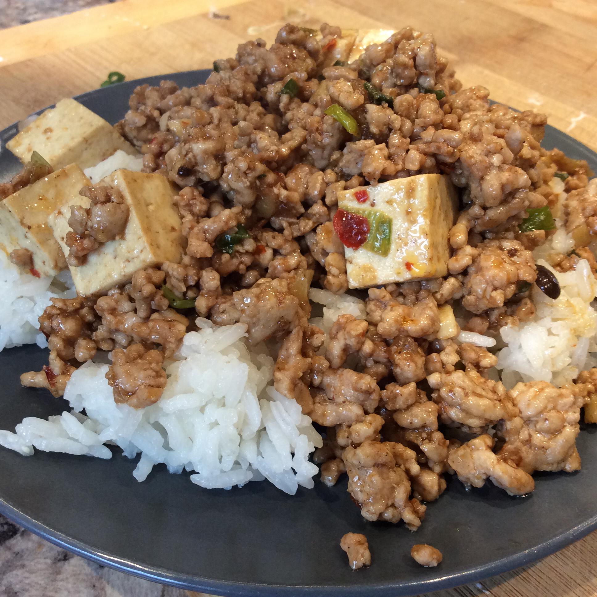 Spicy Ma Po Tofu Yipingxiang