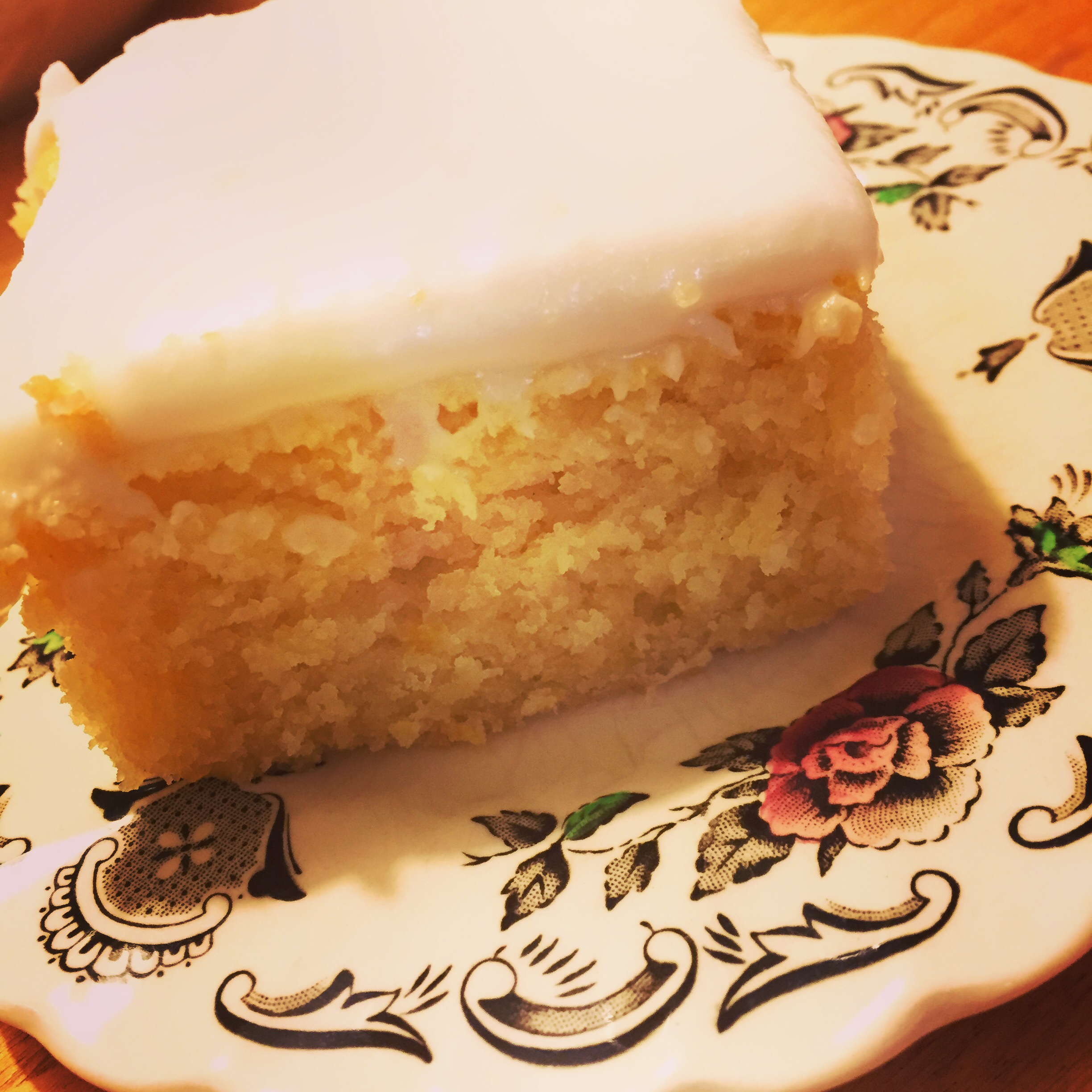 Lemon Cake From Scratch Heather Strong Moore
