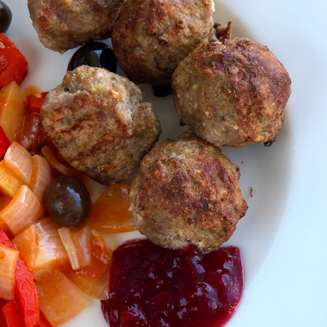 Swedish Meatballs (From a Swede!) Buckwheat Queen
