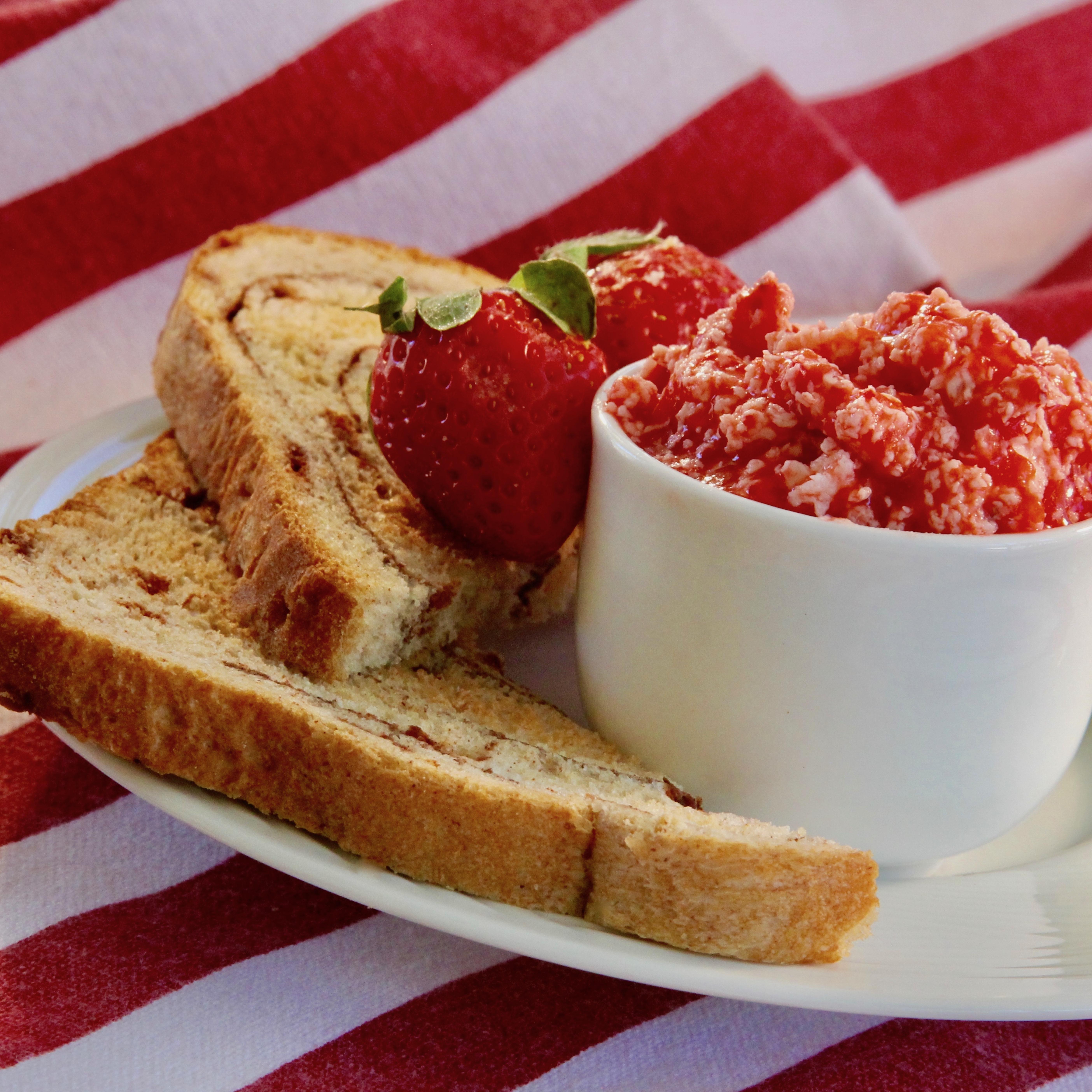 Fresh Strawberry Butter