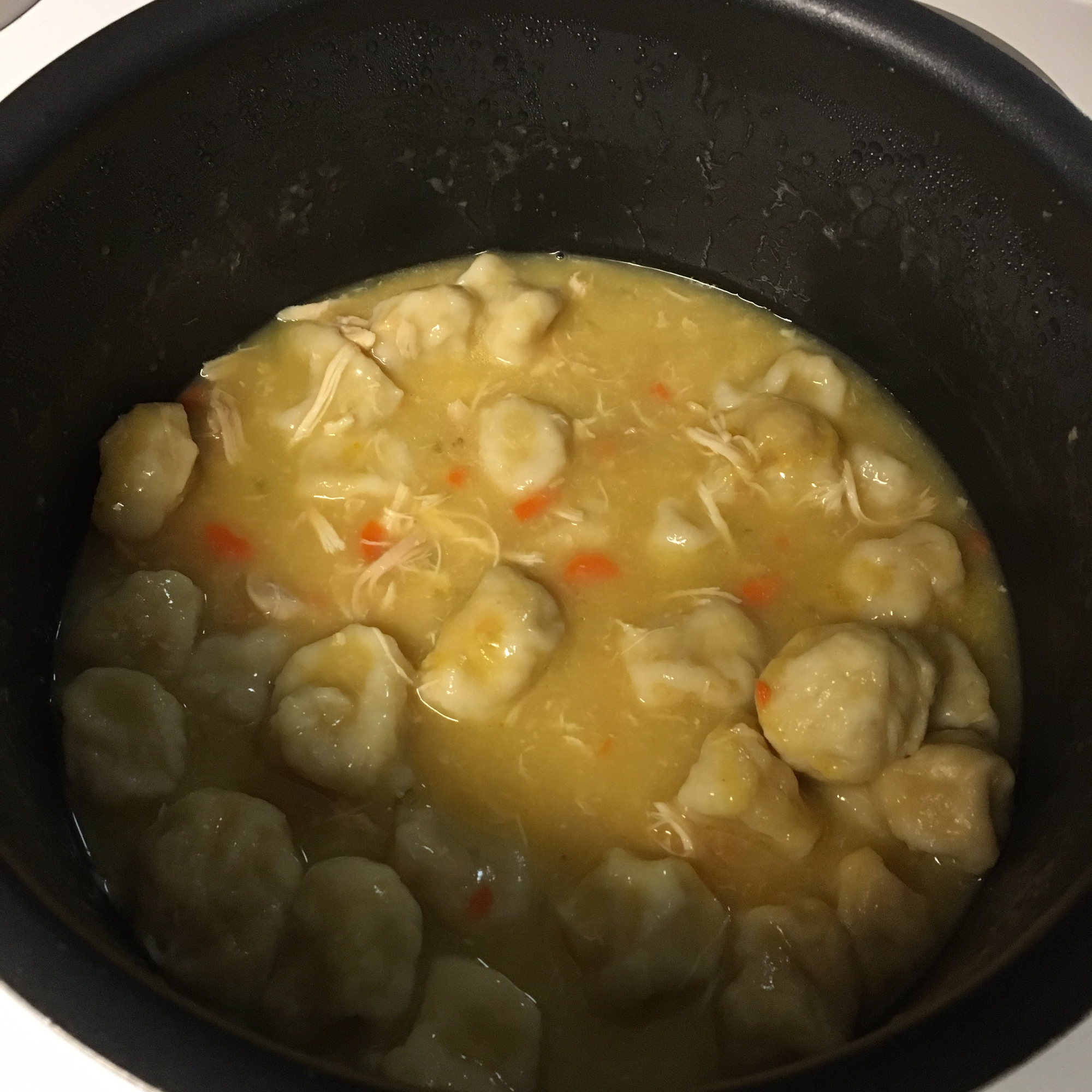 Super Easy Chicken and Dumplings star