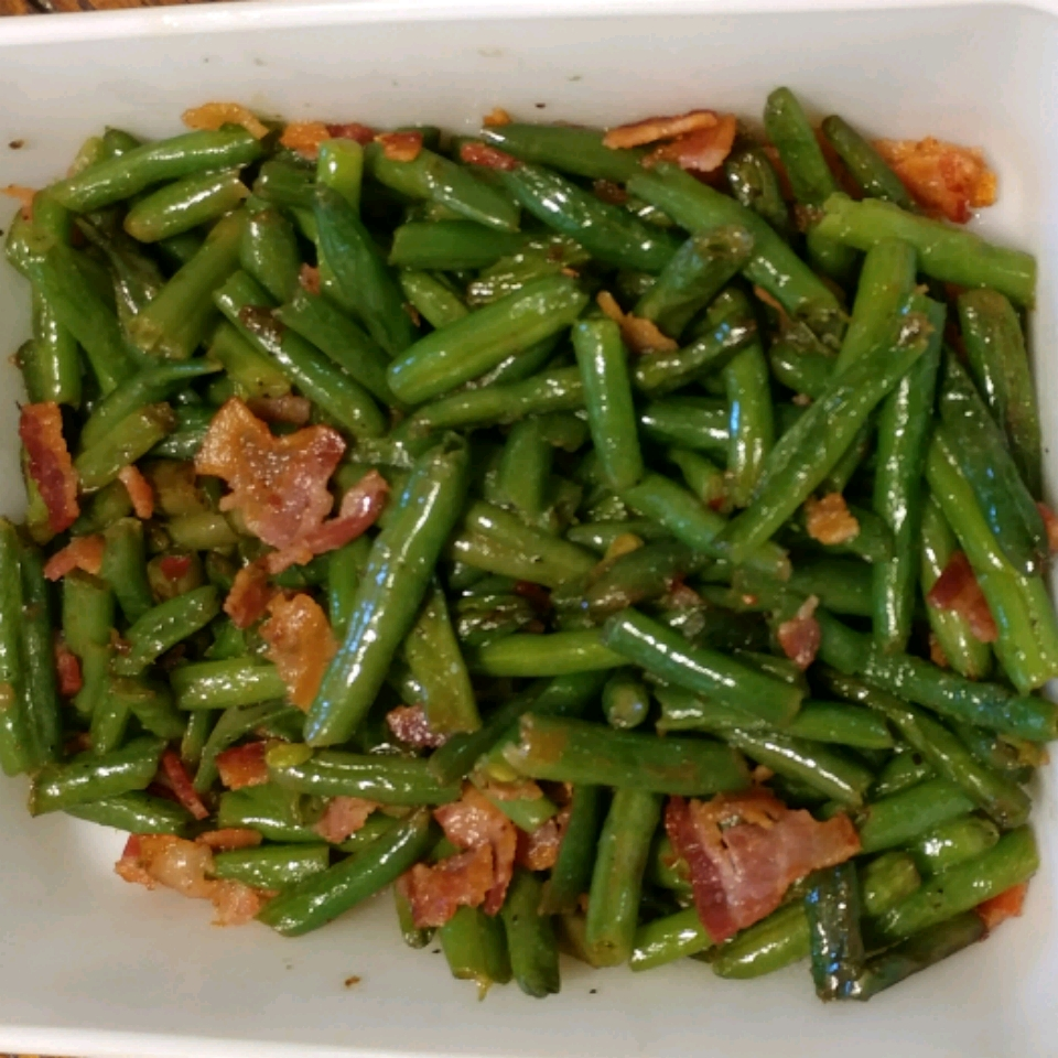 Ultimate Green Beans