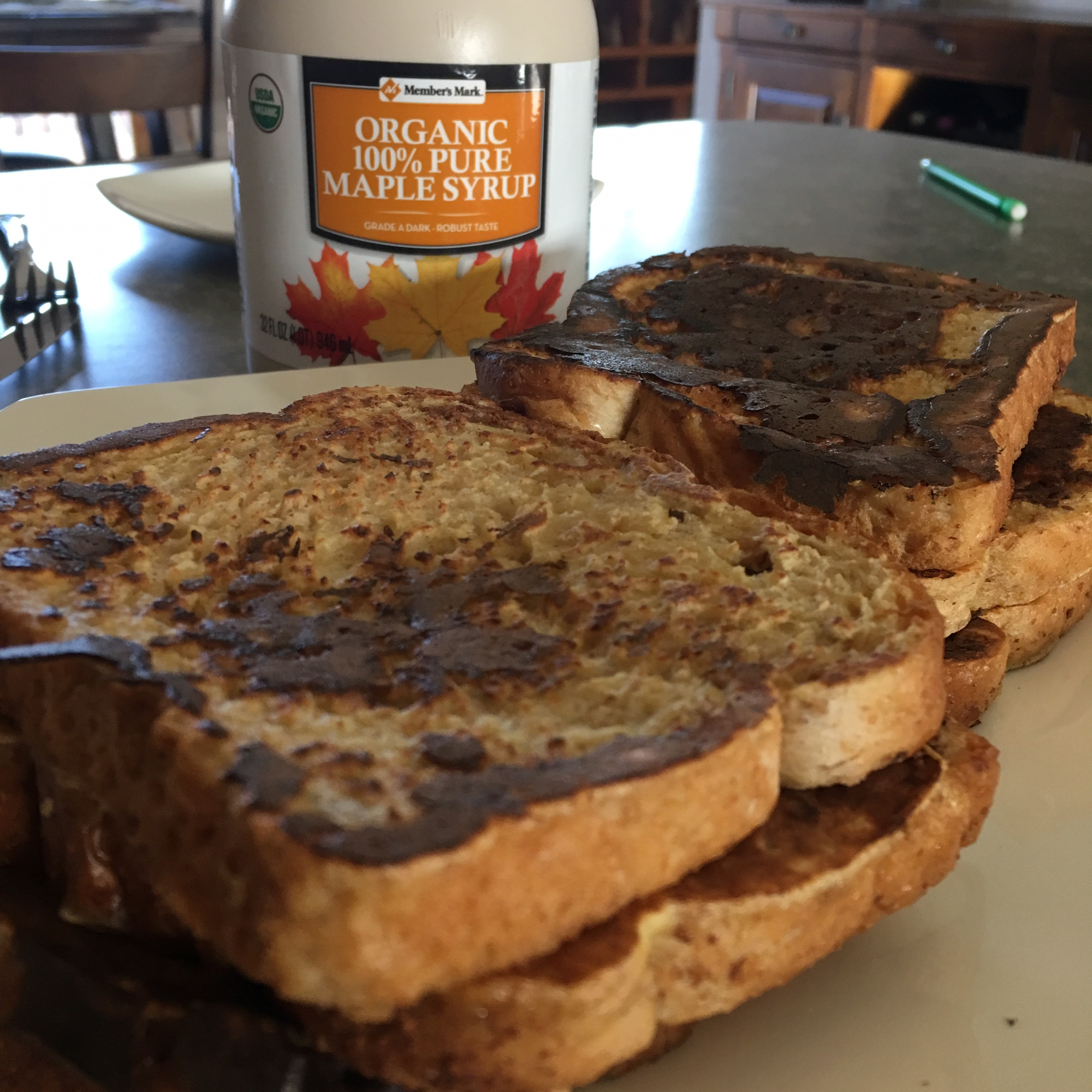 Fluffy French Toast HungryHusband