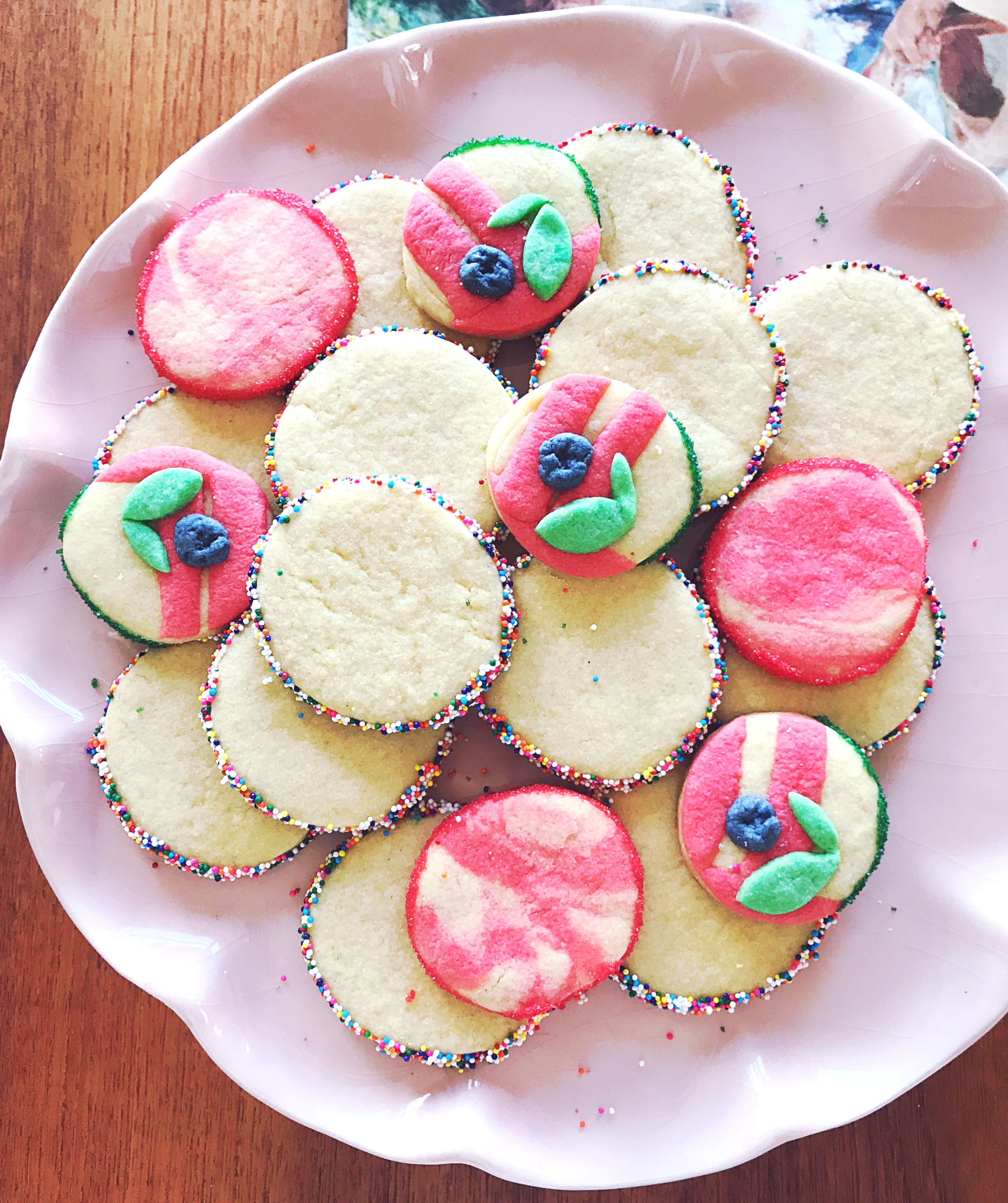 Grandma Minnie's Old Fashioned Sugar Cookies Jessica McDonald