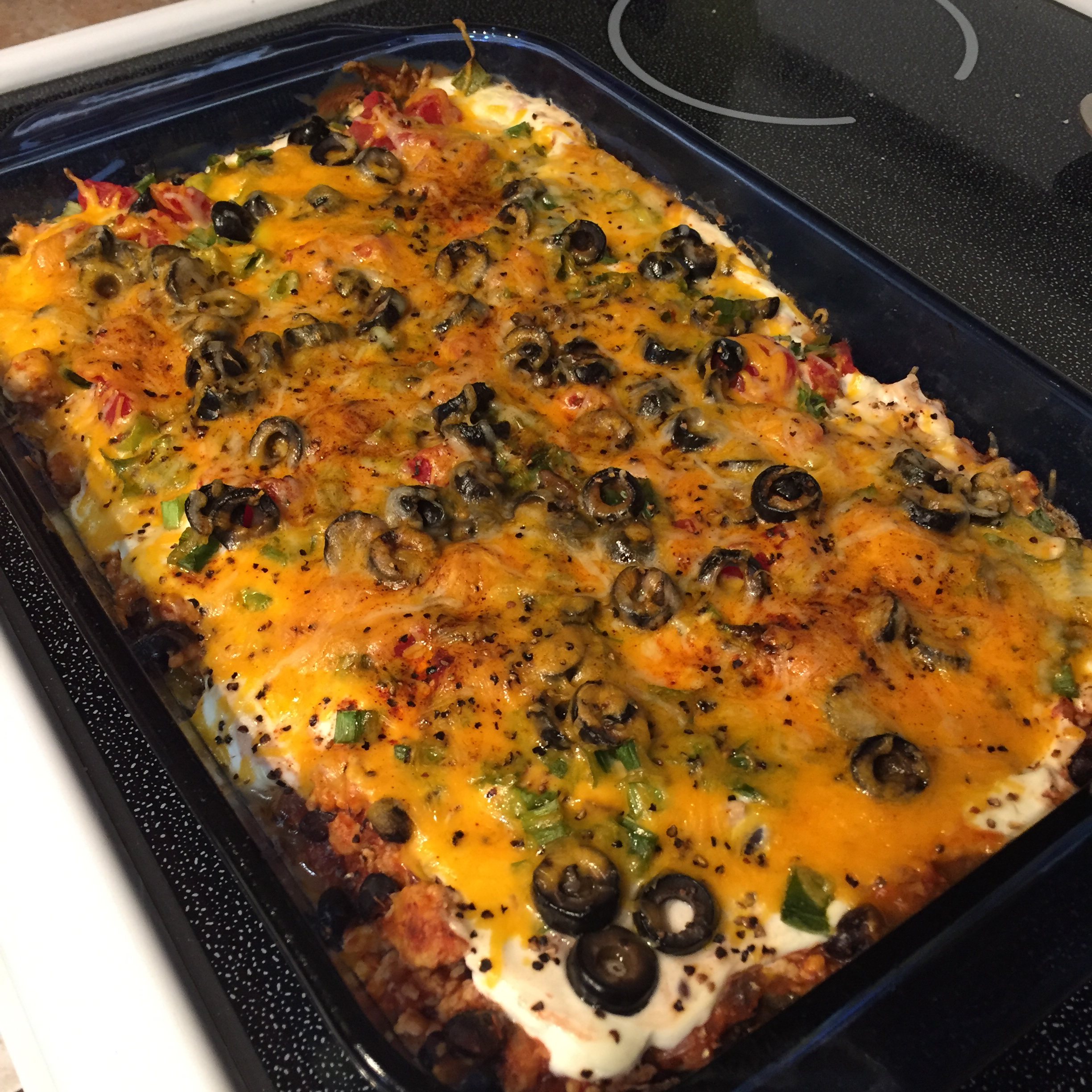 Easy Mexican Casserole Melissa Banister
