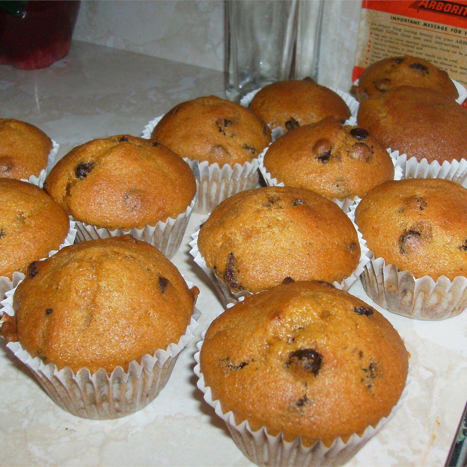 Barb's Pumpkin Chocolate Chip Muffins JANINE23