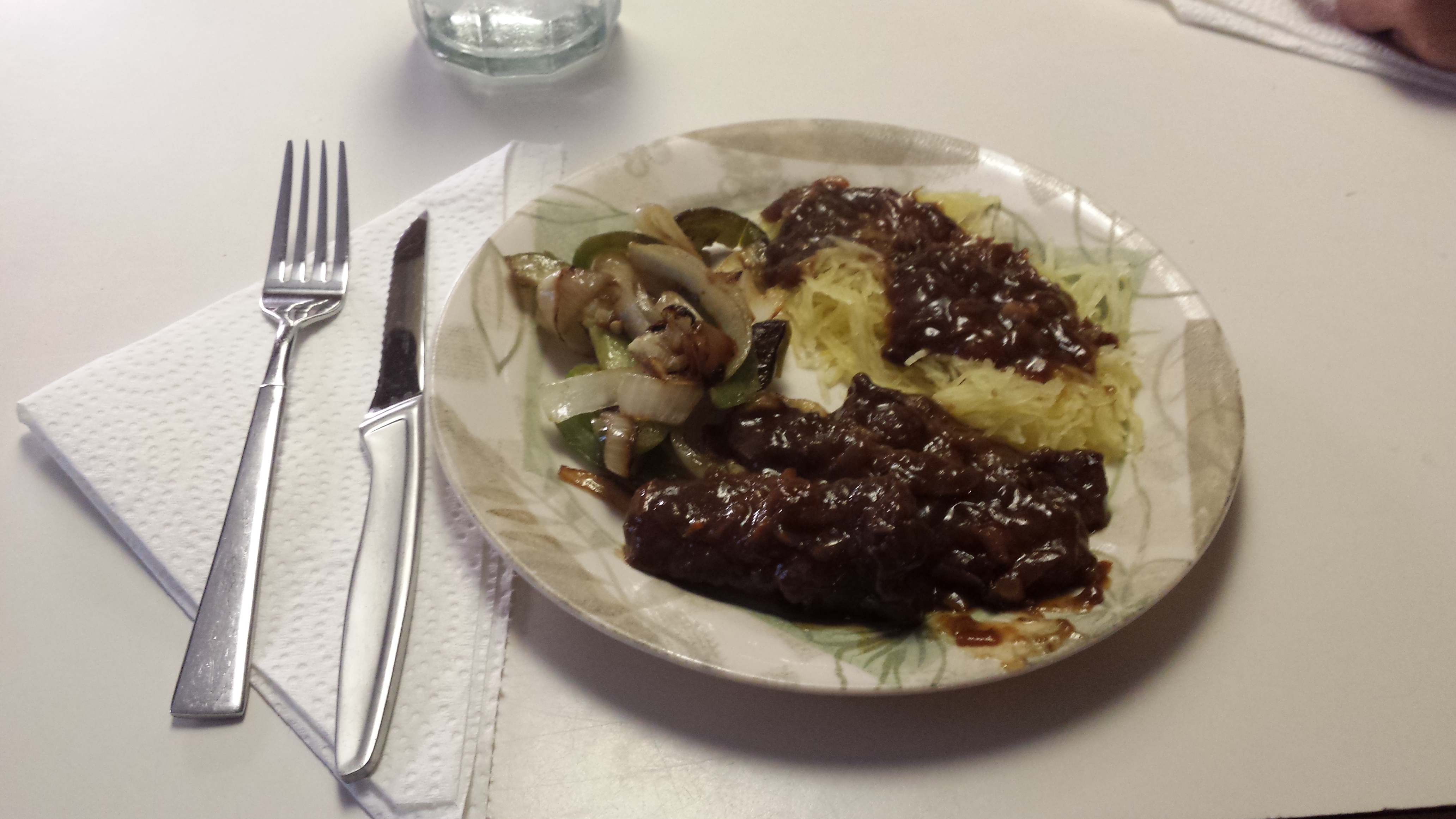 Mongolian Beef from the Slow Cooker James