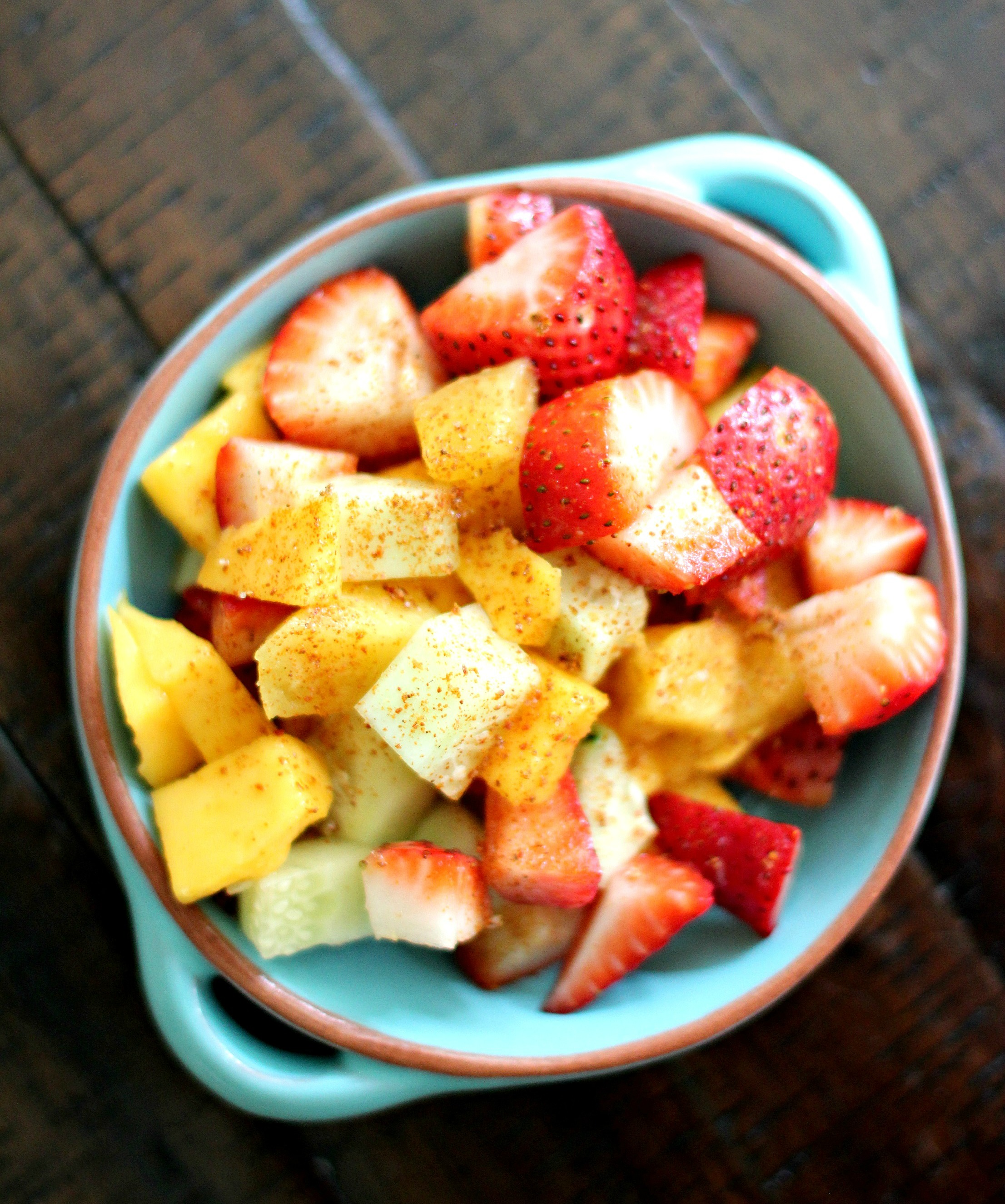 Mexican-Inspired Fruit Salad Alli Shircliff