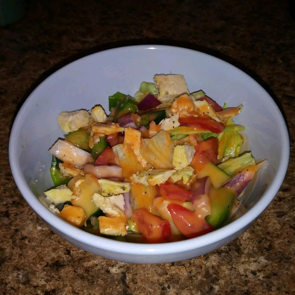 'Secret' Salad Dressing firefly