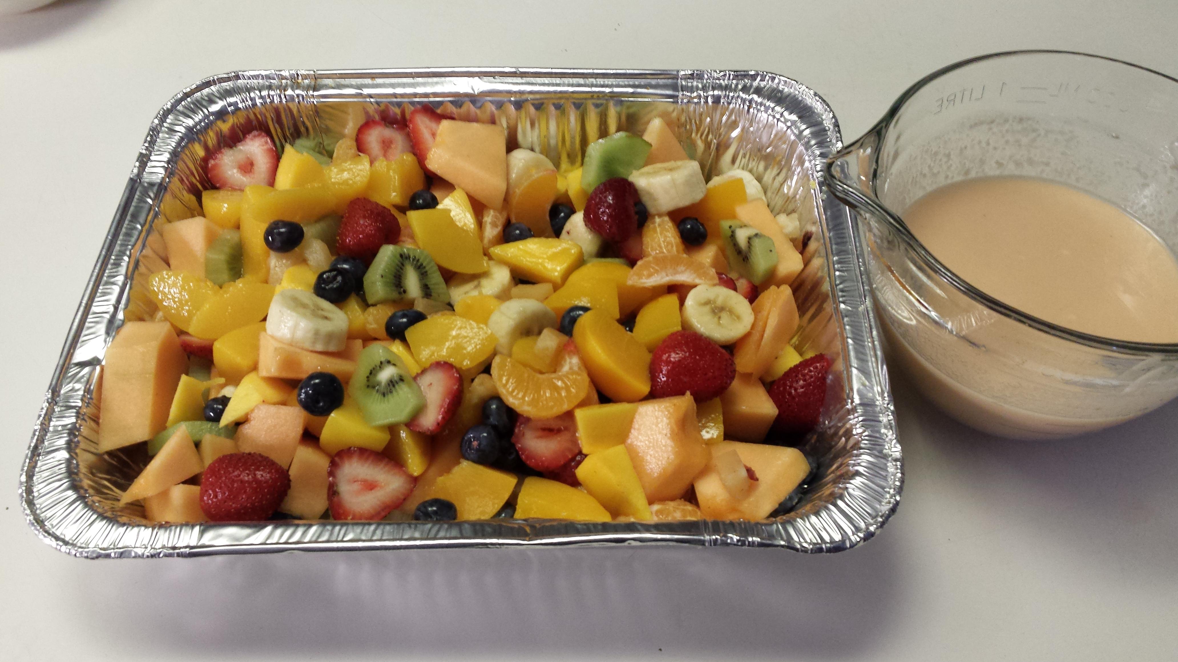 Perfect Summer Fruit Salad James
