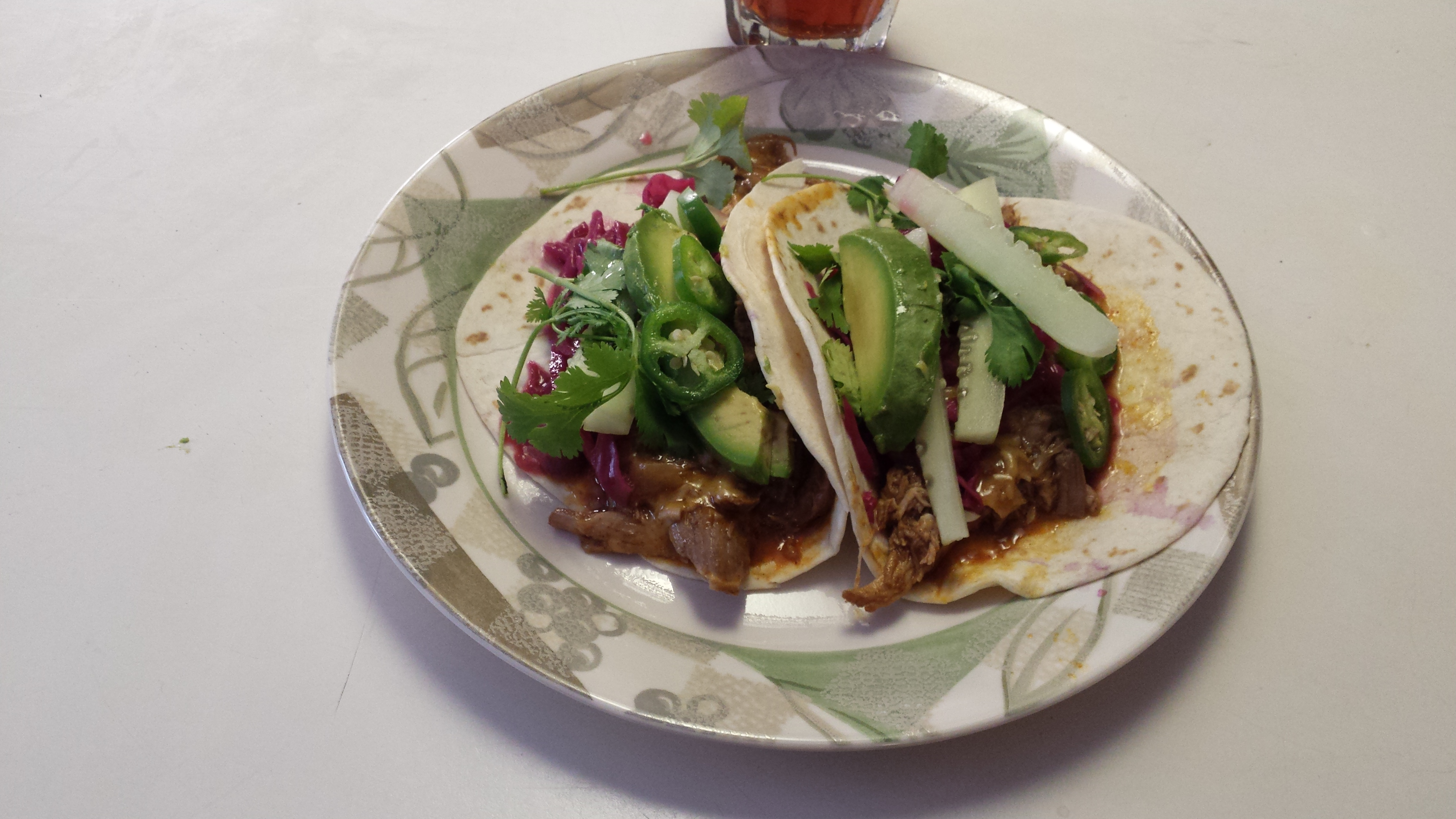 Slow Cooker Carnitas from Old El Paso® James