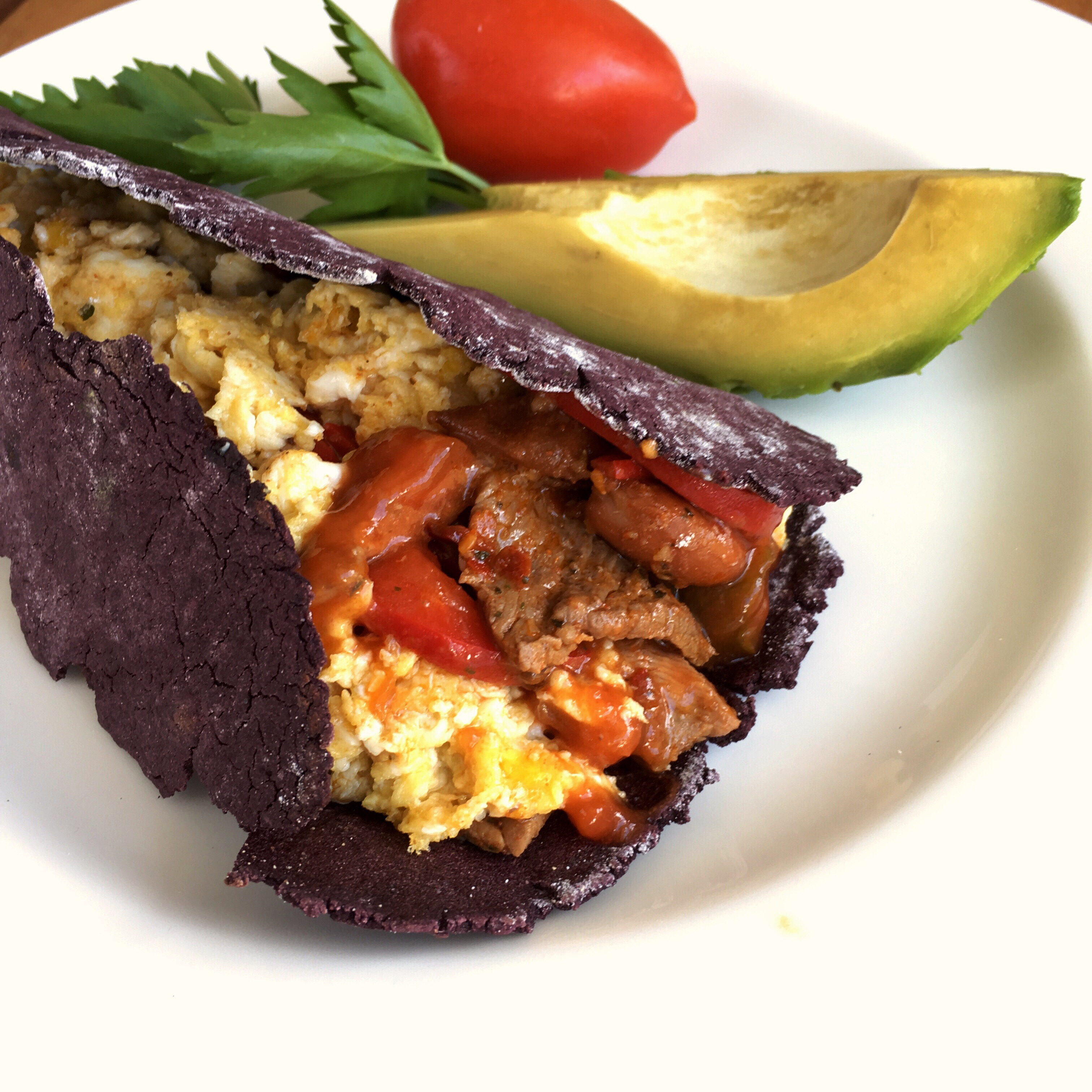Carne Asada Breakfast Burrito Buckwheat Queen