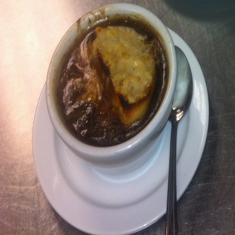 Lance's French Onion Soup