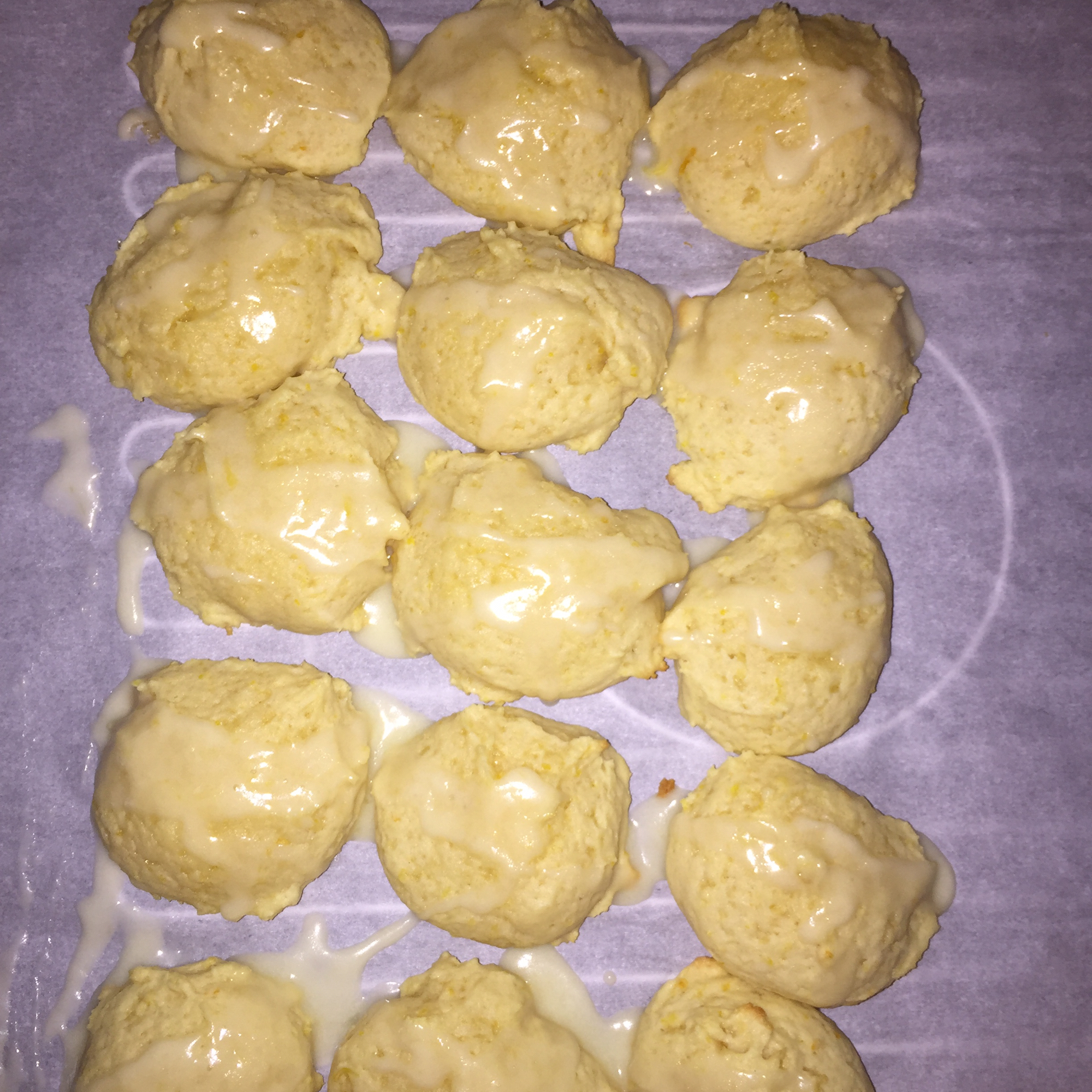 Orange & Lemon Butter Cookies