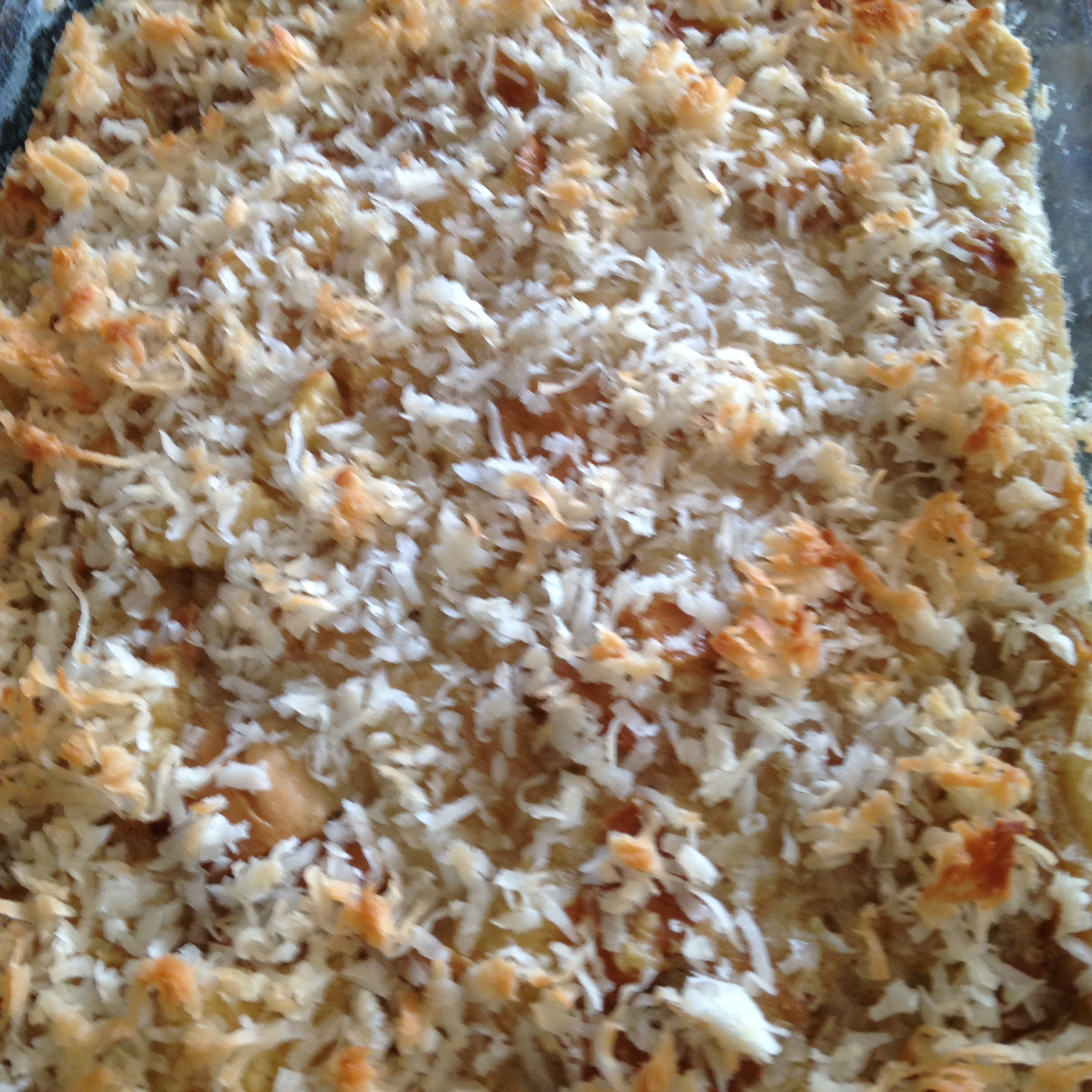 Coconut Bread Pudding Maryll57