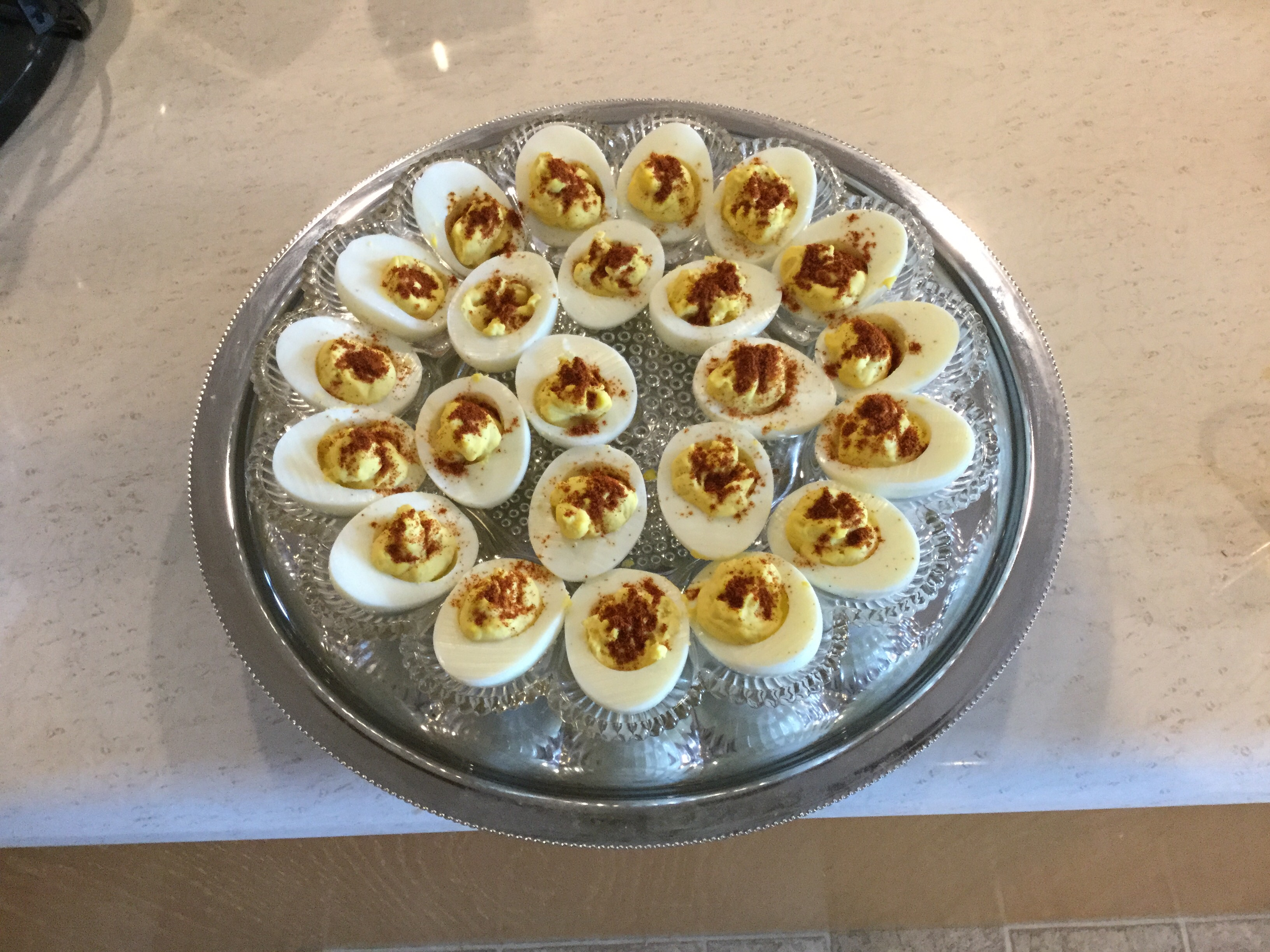 Simple Deviled Eggs supi69