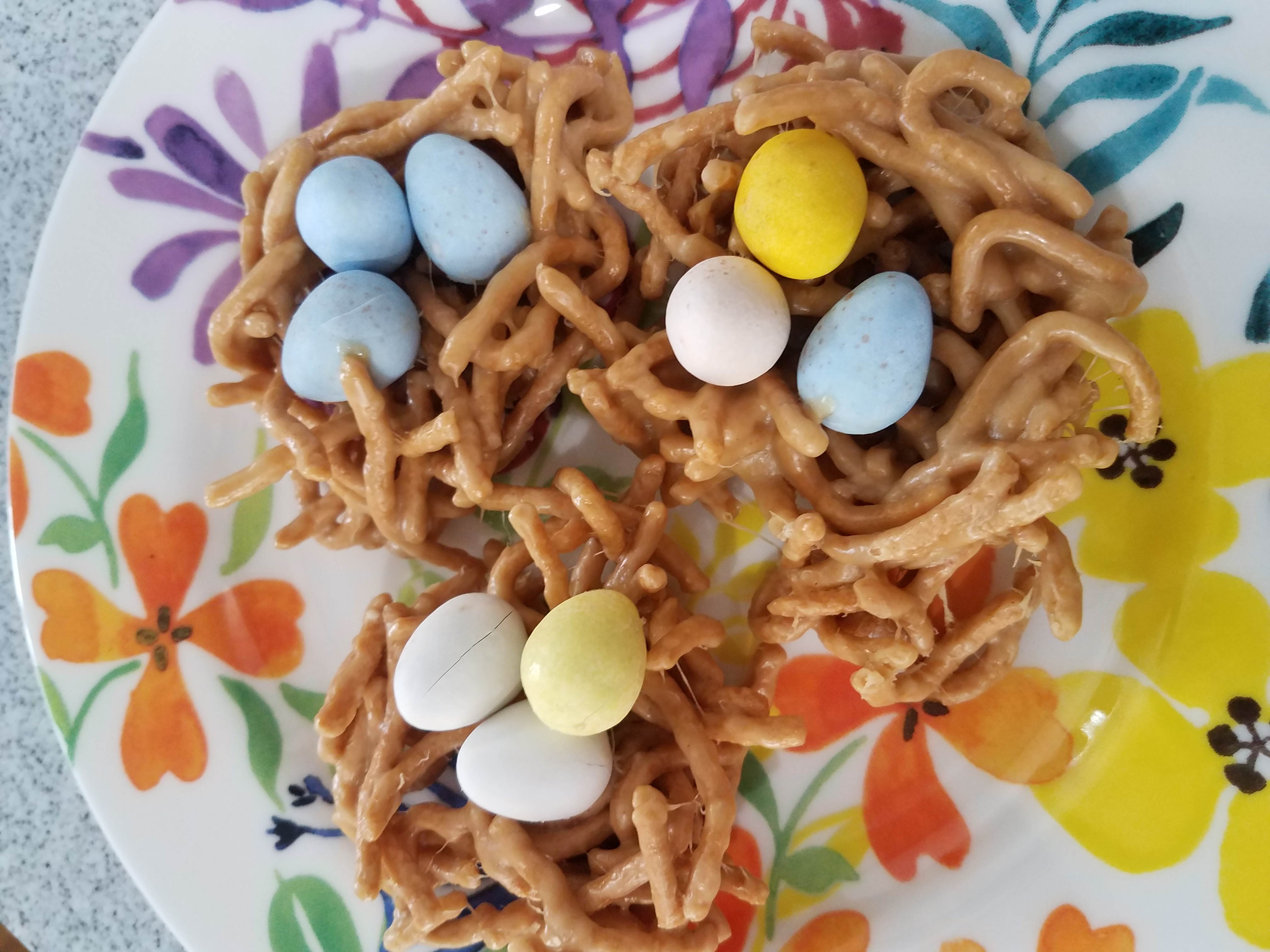 Easter Bird's Nests Dana Buinickas