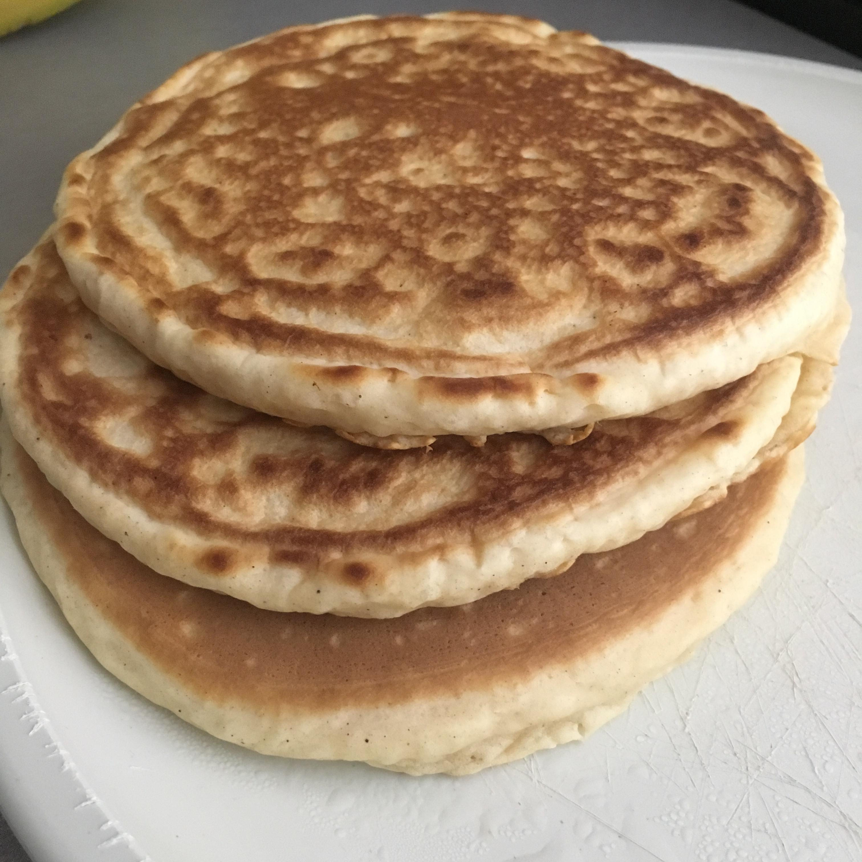Soy Milk Pancakes Alison Herlitzka