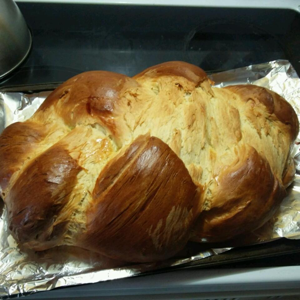 English Saffron Bread Aurie Braini