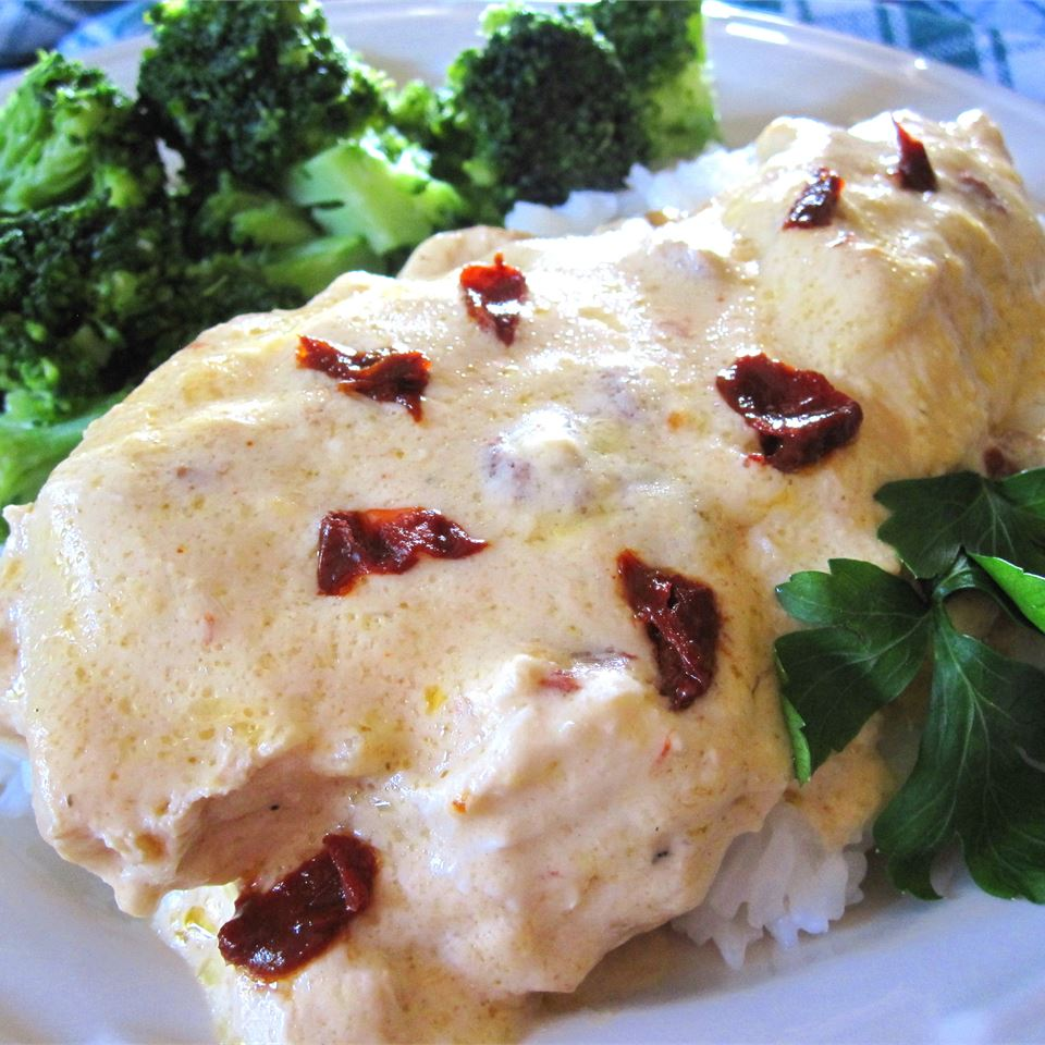 Creamy Chipotle Chicken homeschooler3