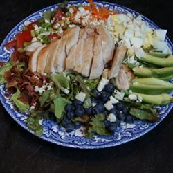 Cobb Salad Stacy W