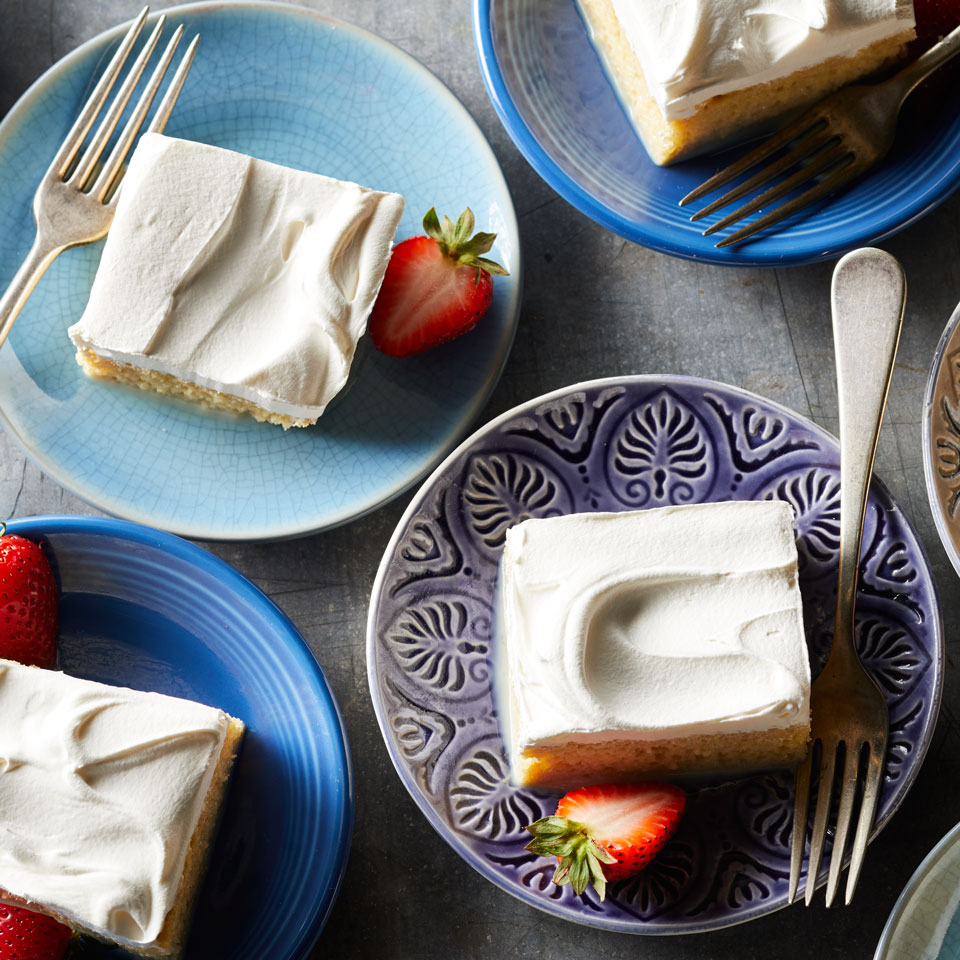 Tres Leches Cake Carolyn Casner